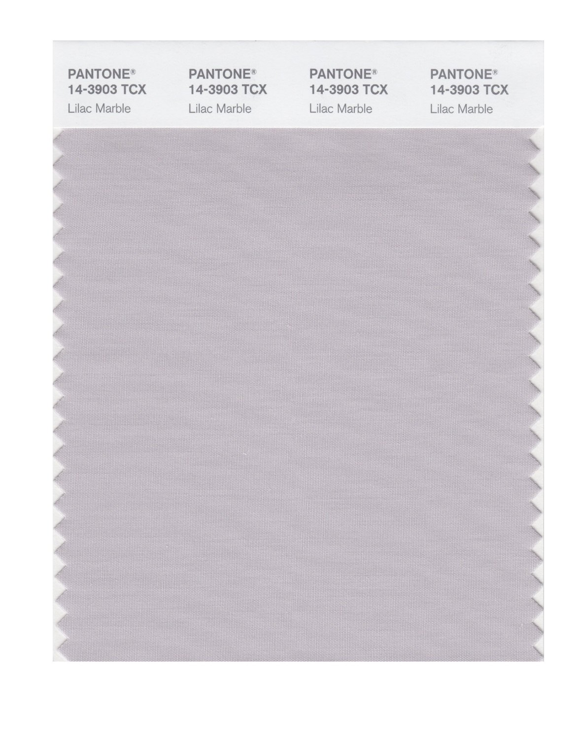 Pantone Smart Swatch 14-3903 Lilac Marble