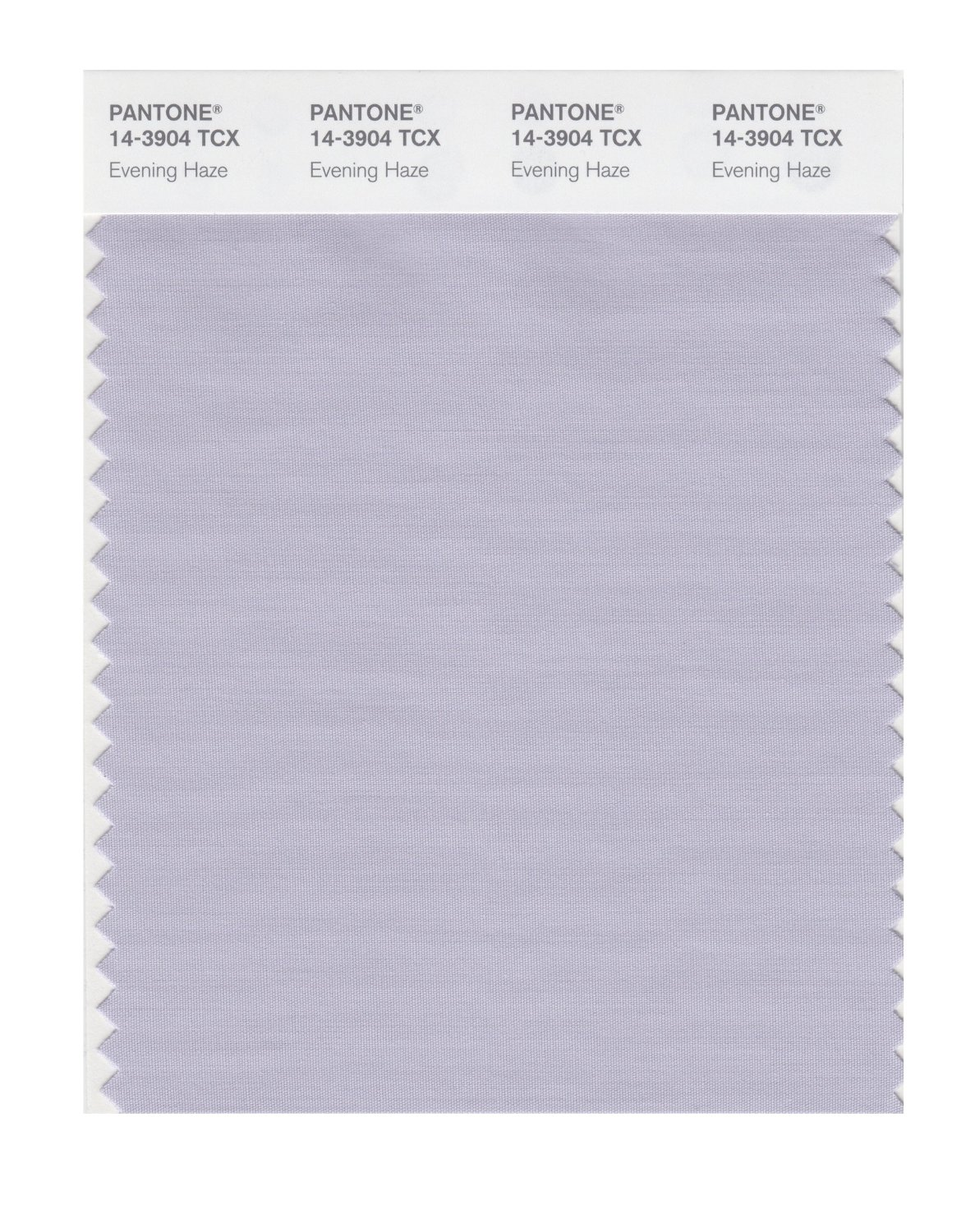 Pantone Smart Swatch 14-3904 Evening Haze