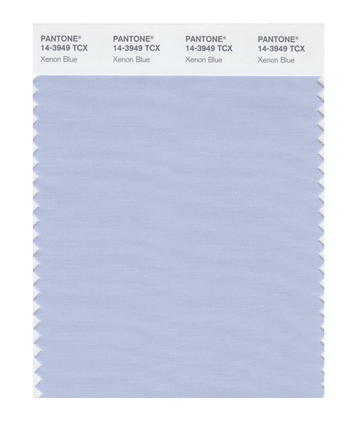 Pantone Smart Swatch 14-3949 Xenon Blue