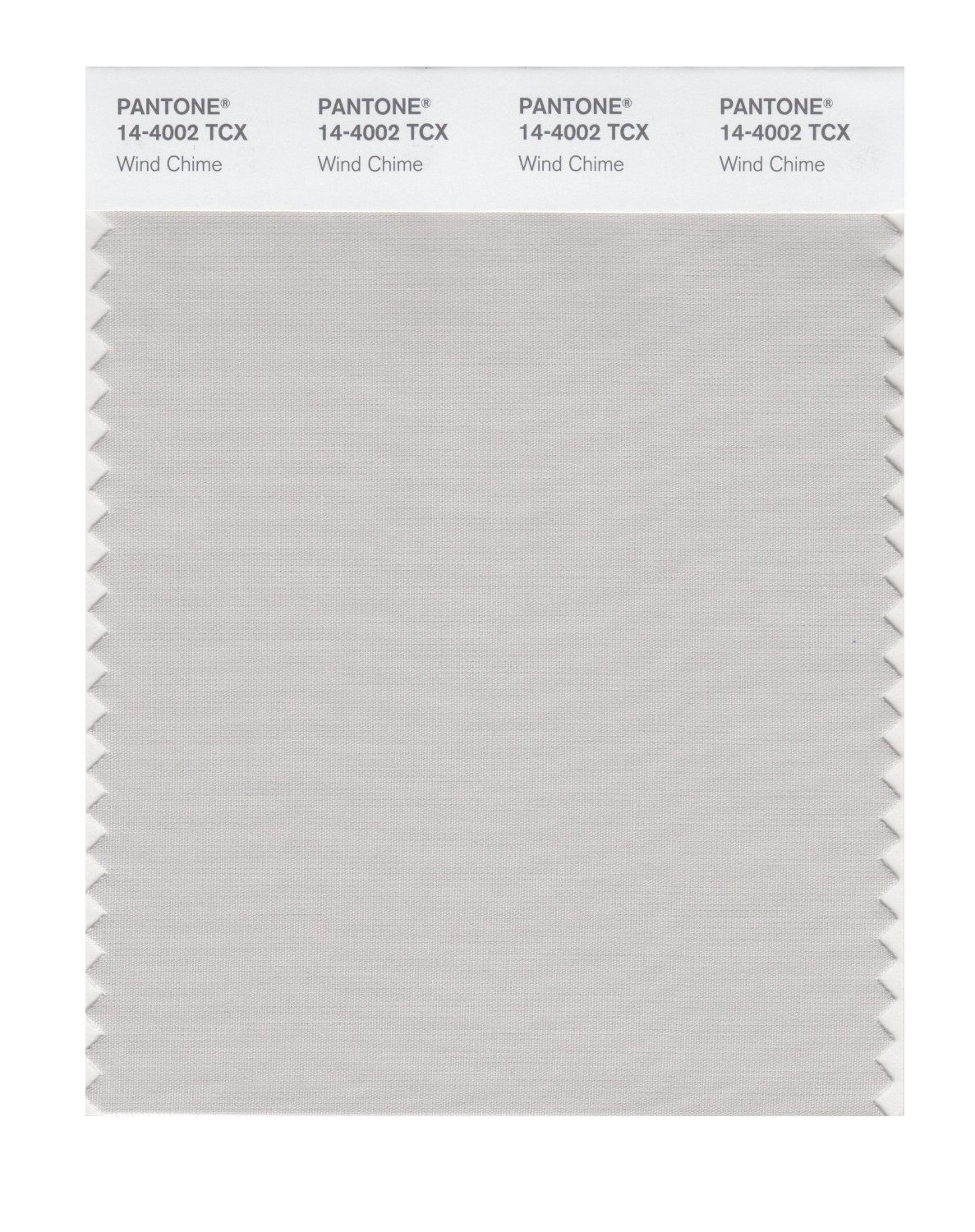 Pantone Smart Swatch 14-4002 Wind Chime