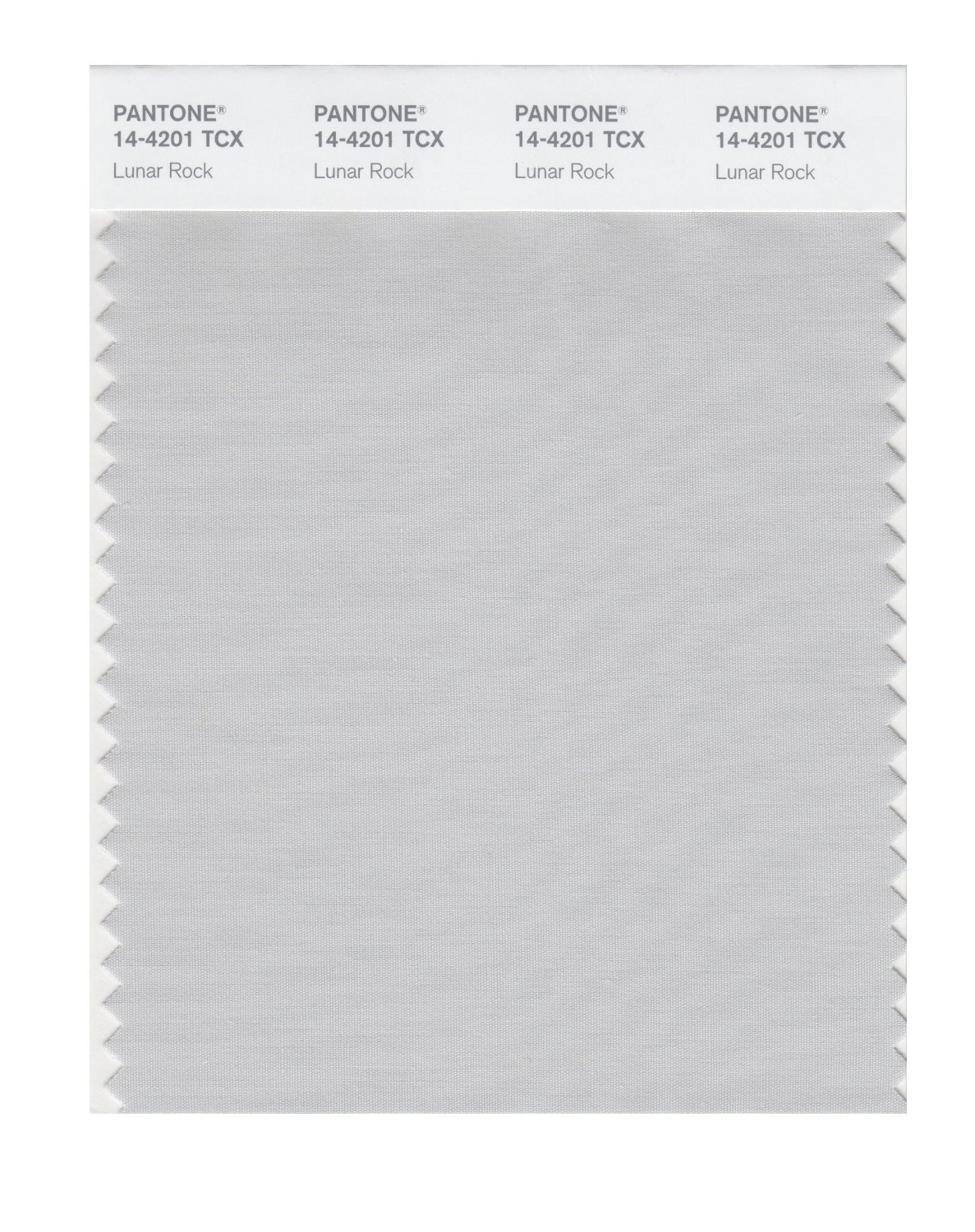 Pantone Smart Swatch 14-4201 Lunar Rock