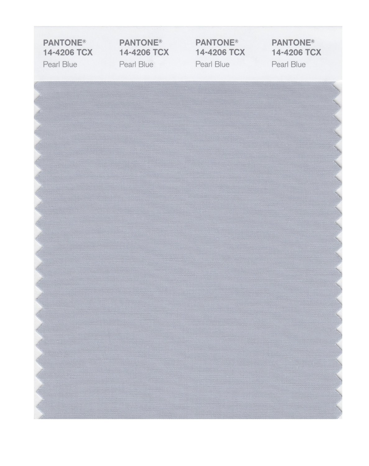 Pantone Smart Swatch 14-4206 Pearl Blue