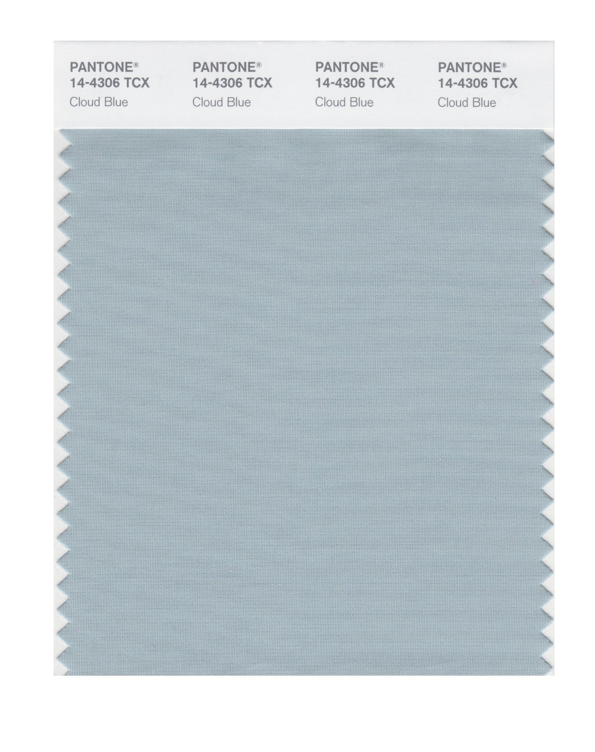 Pantone Smart Swatch 14-4306 Cloud Blue