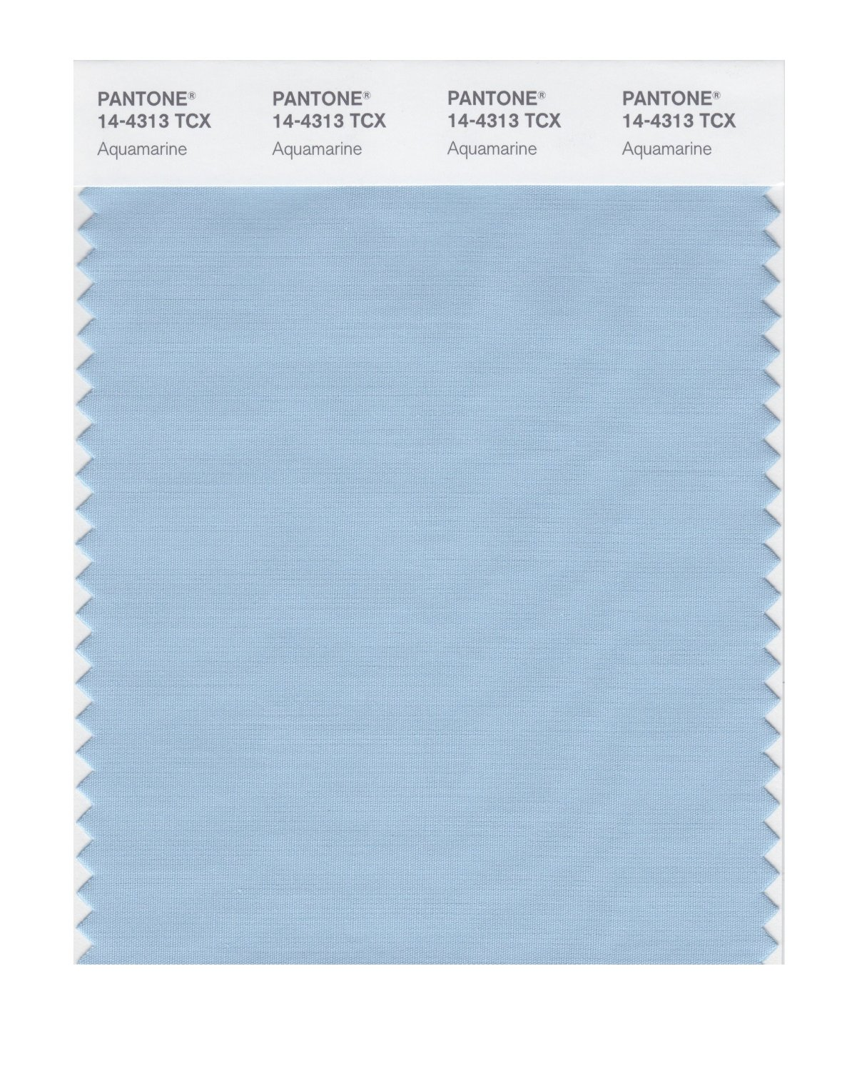 Pantone Smart Swatch 14-4313 Aquamarine