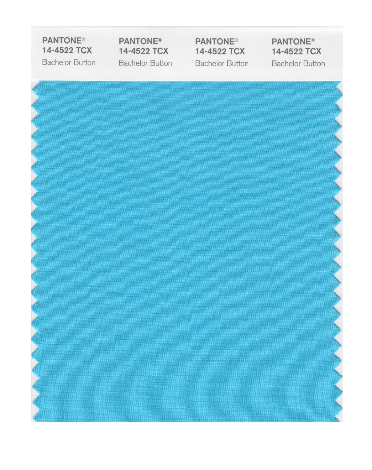 Pantone Smart Swatch 14-4522 Bachelor Button