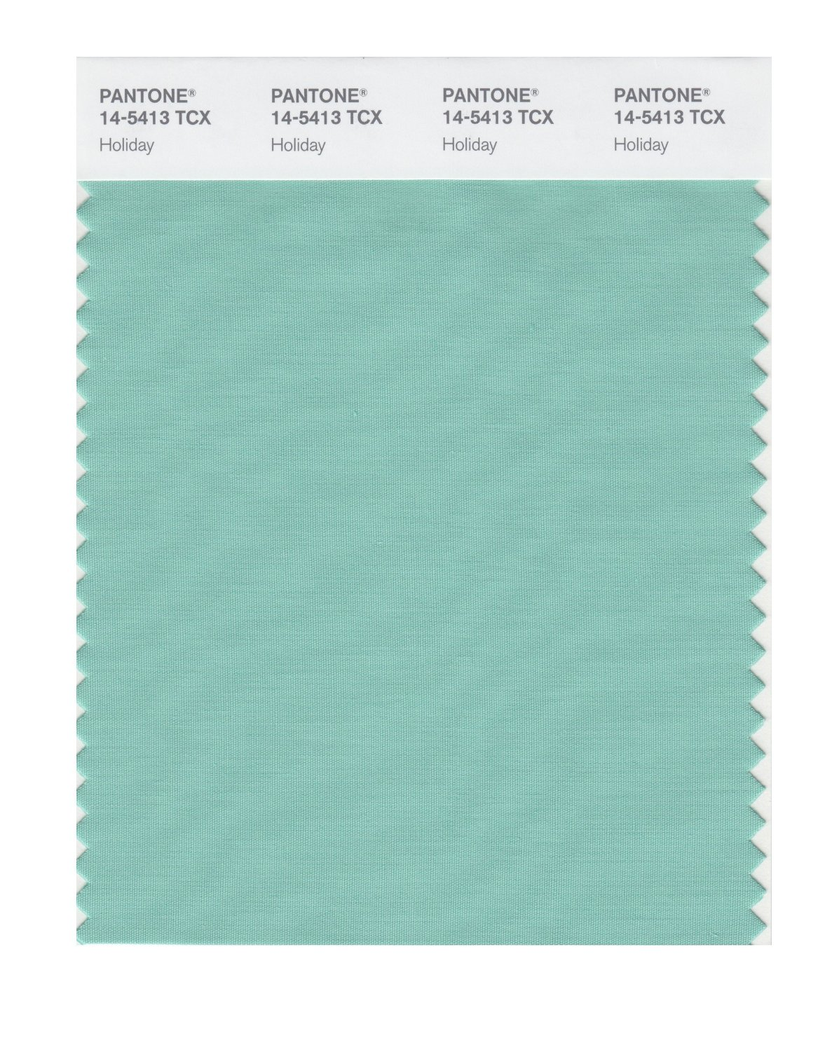 Pantone Smart Swatch 14-5413 Holiday