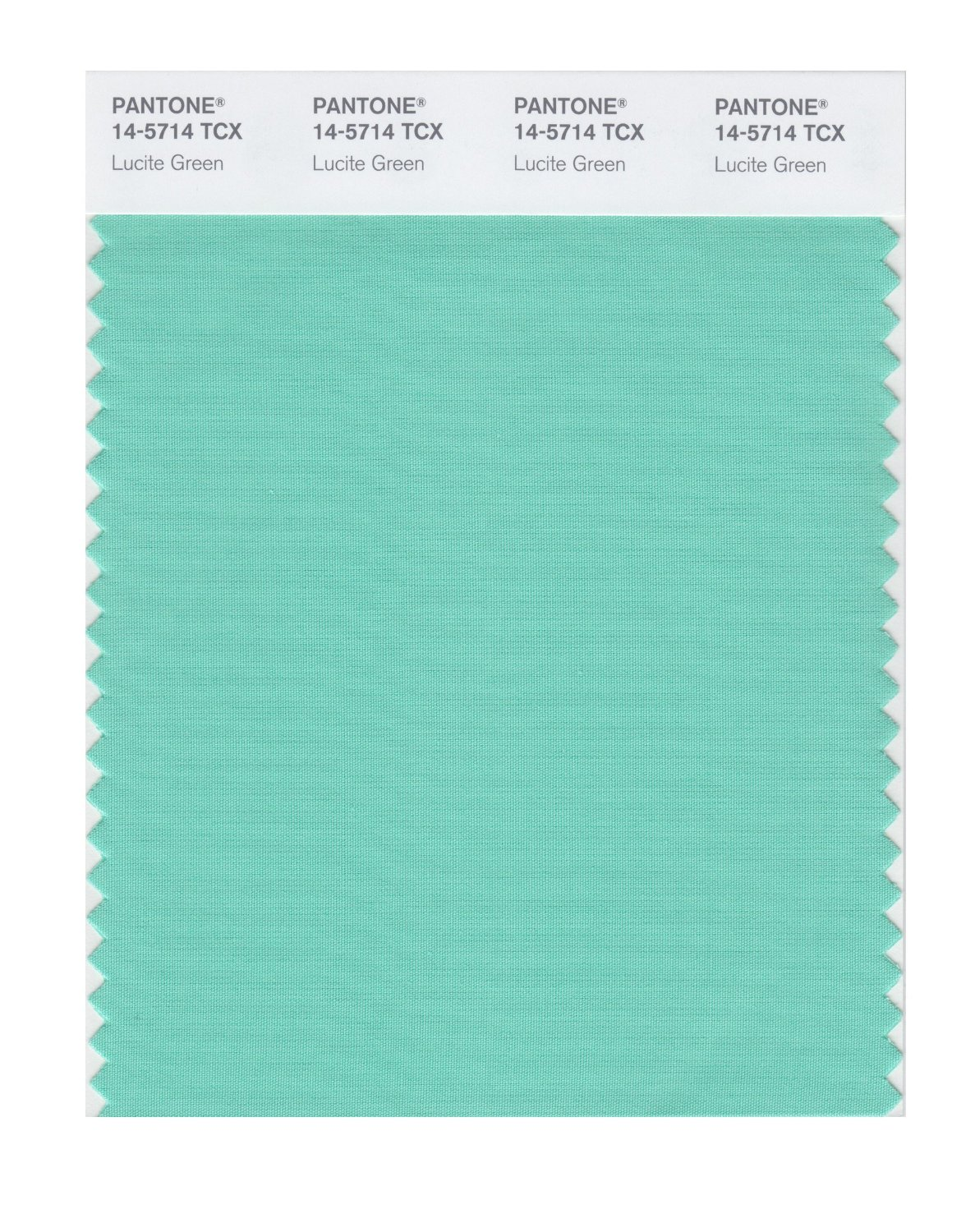 Pantone Smart Swatch 14-5714 Beveled Glass