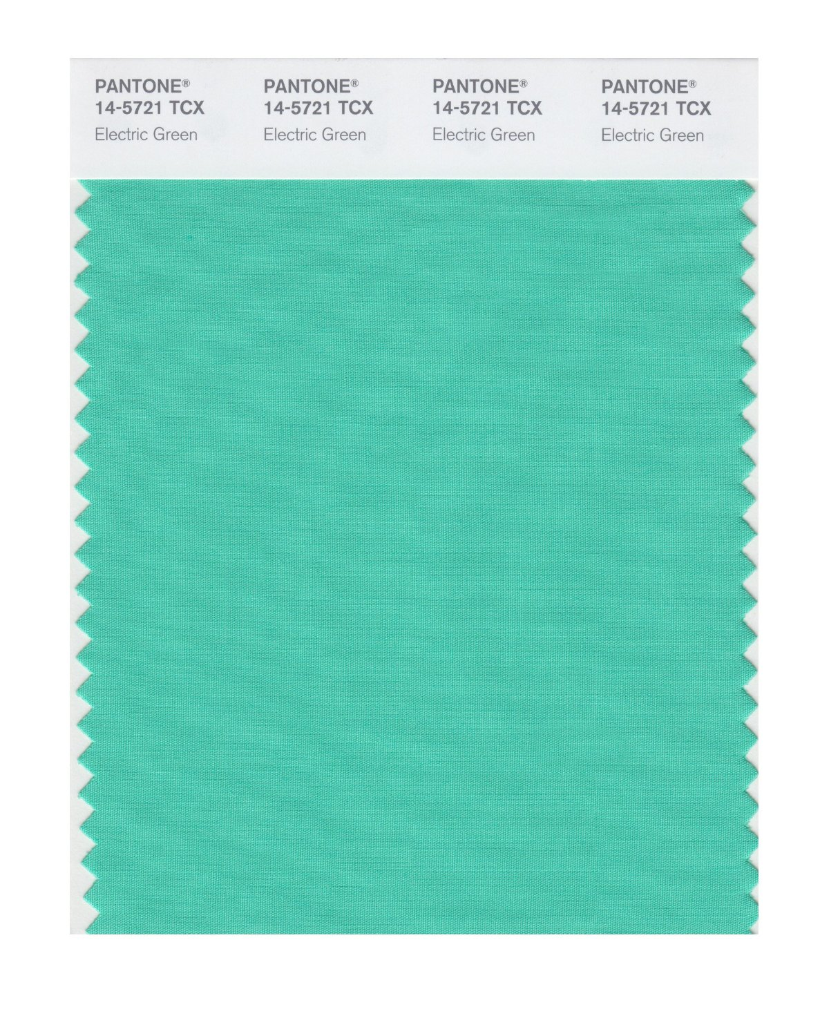 Pantone Smart Swatch 14-5721 Electric Green