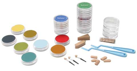 Colorfin PanPastels Sets