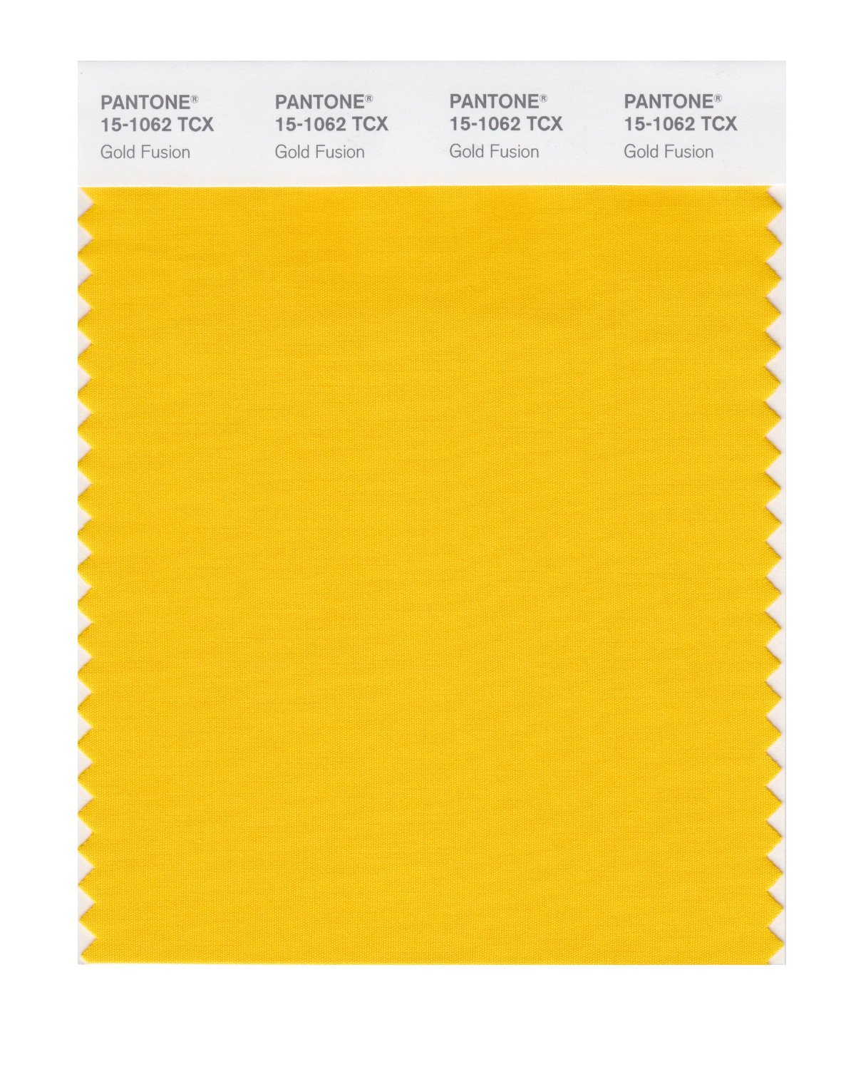 Pantone Smart Swatch 15-1062 Gold Fusion