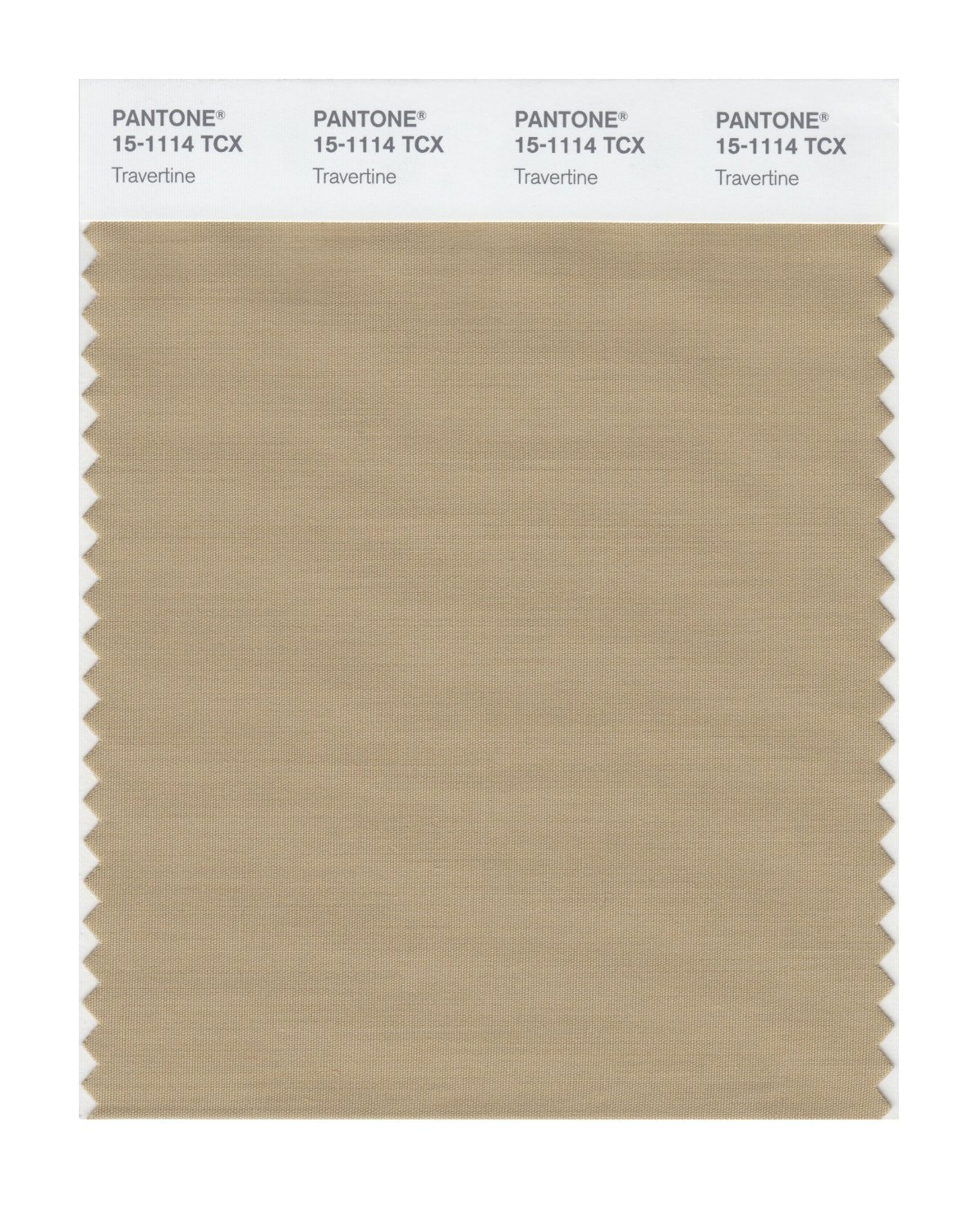 Pantone Smart Swatch 15-1114 Travertine