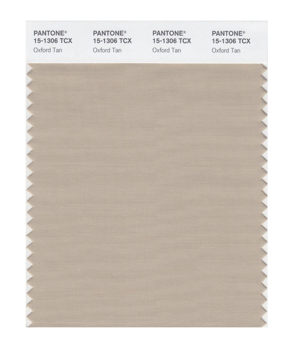 Pantone Smart Swatch 15-1306 Oxford Tan