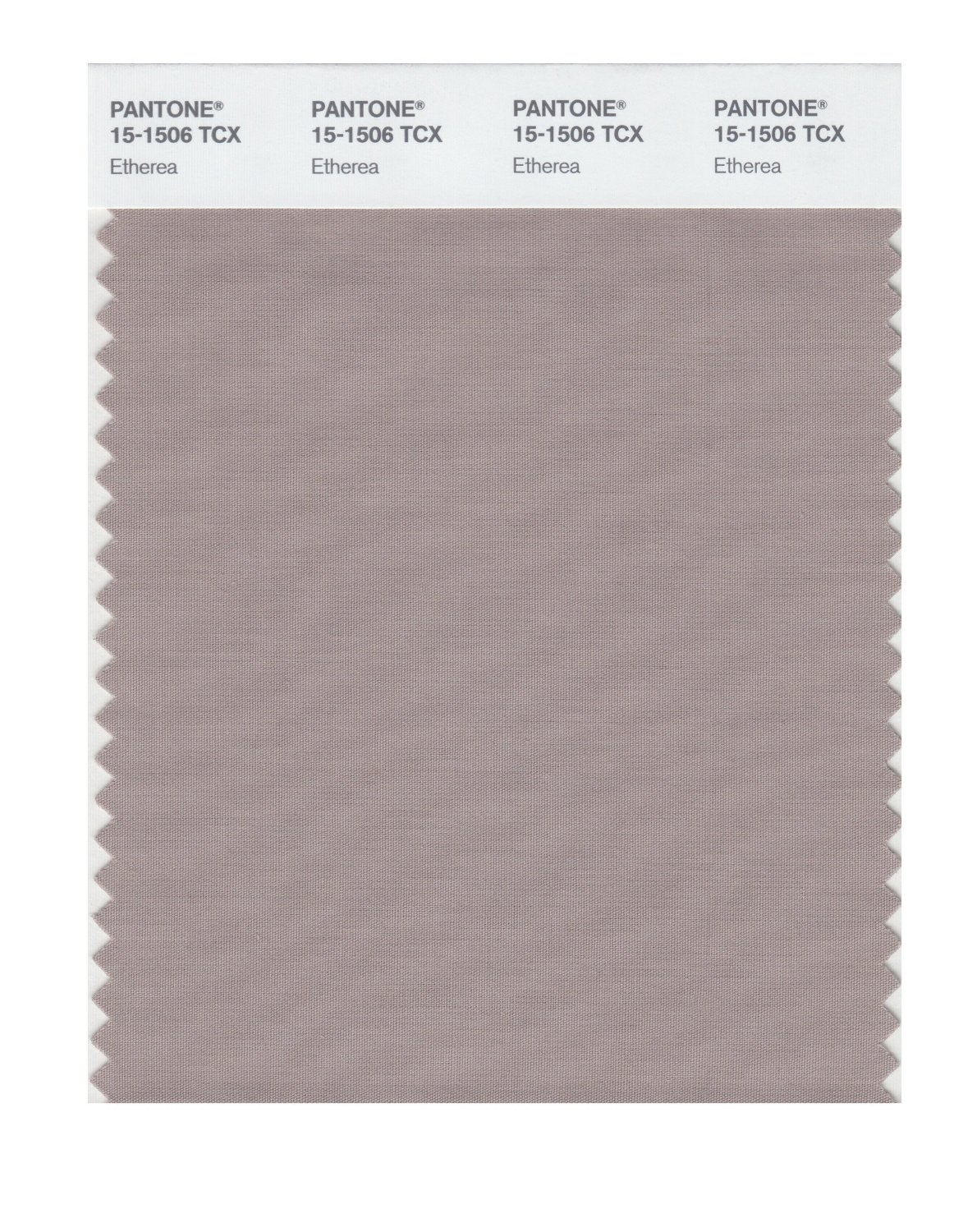 Pantone Smart Swatch 15-1506 Etherea