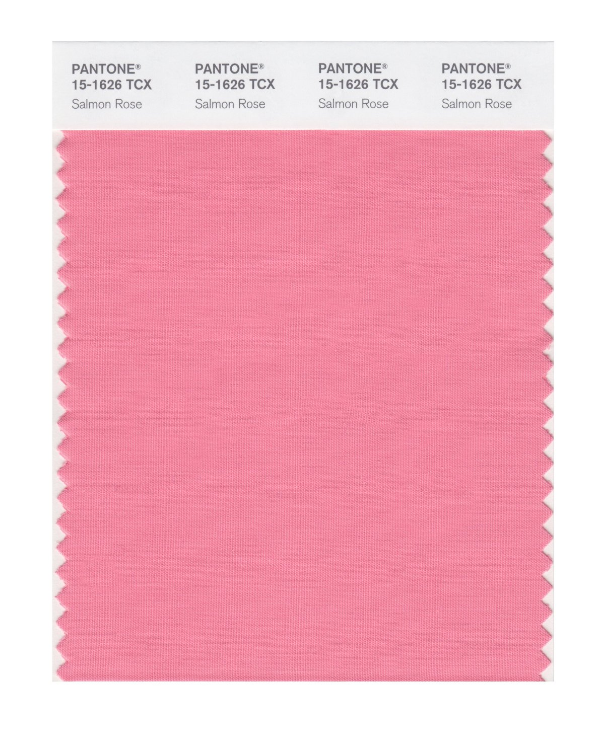 Pantone Smart Swatch 15-1626 Salmon Rose