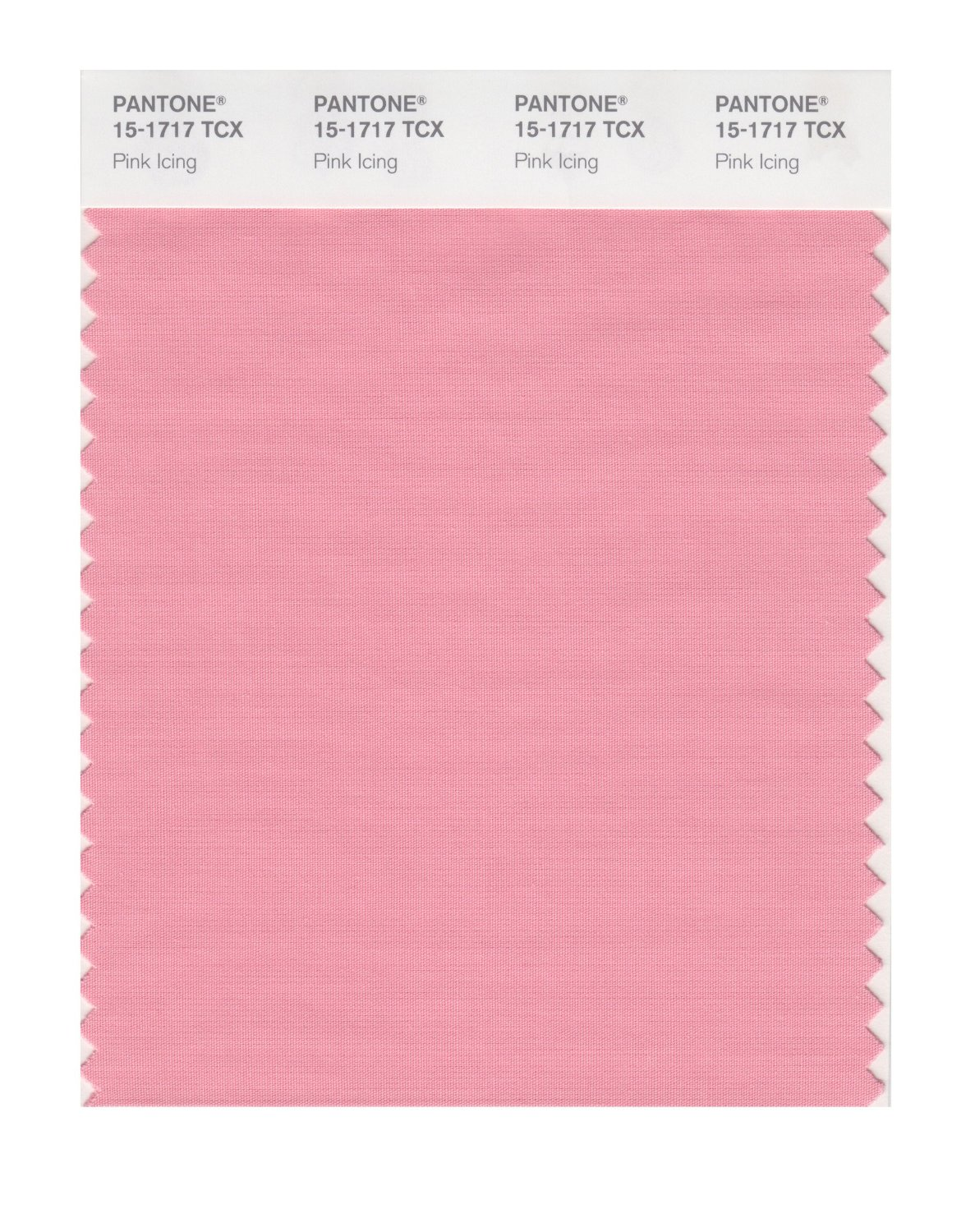 Pantone Smart Swatch 15-1717 Pink Icing
