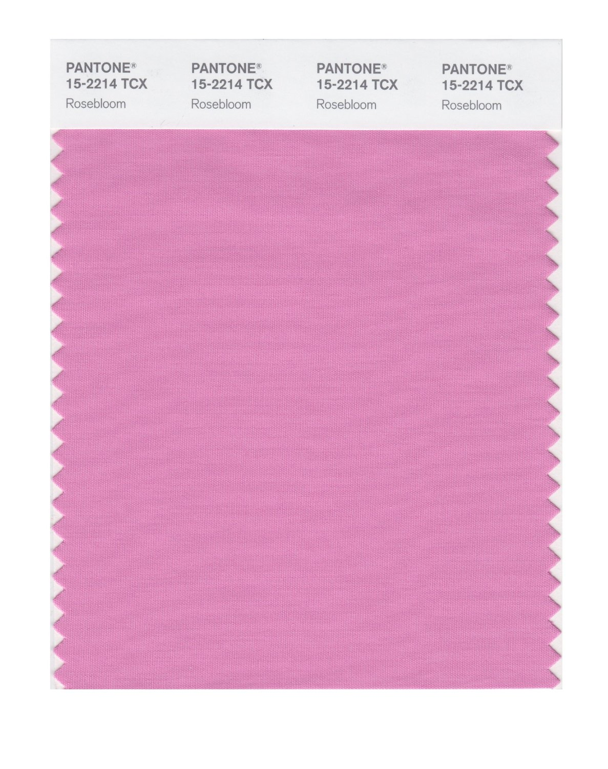 Pantone Smart Swatch 15-2214 Rosebloom
