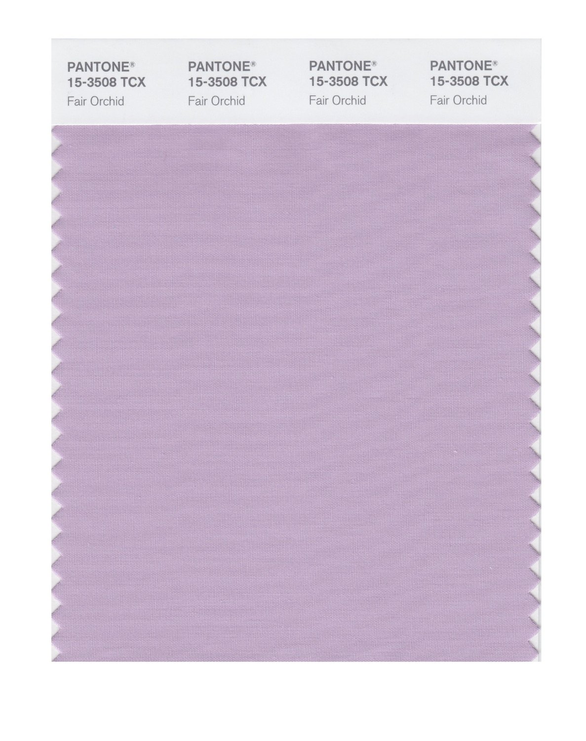 Pantone Smart Swatch 15-3508 Fair Orchid