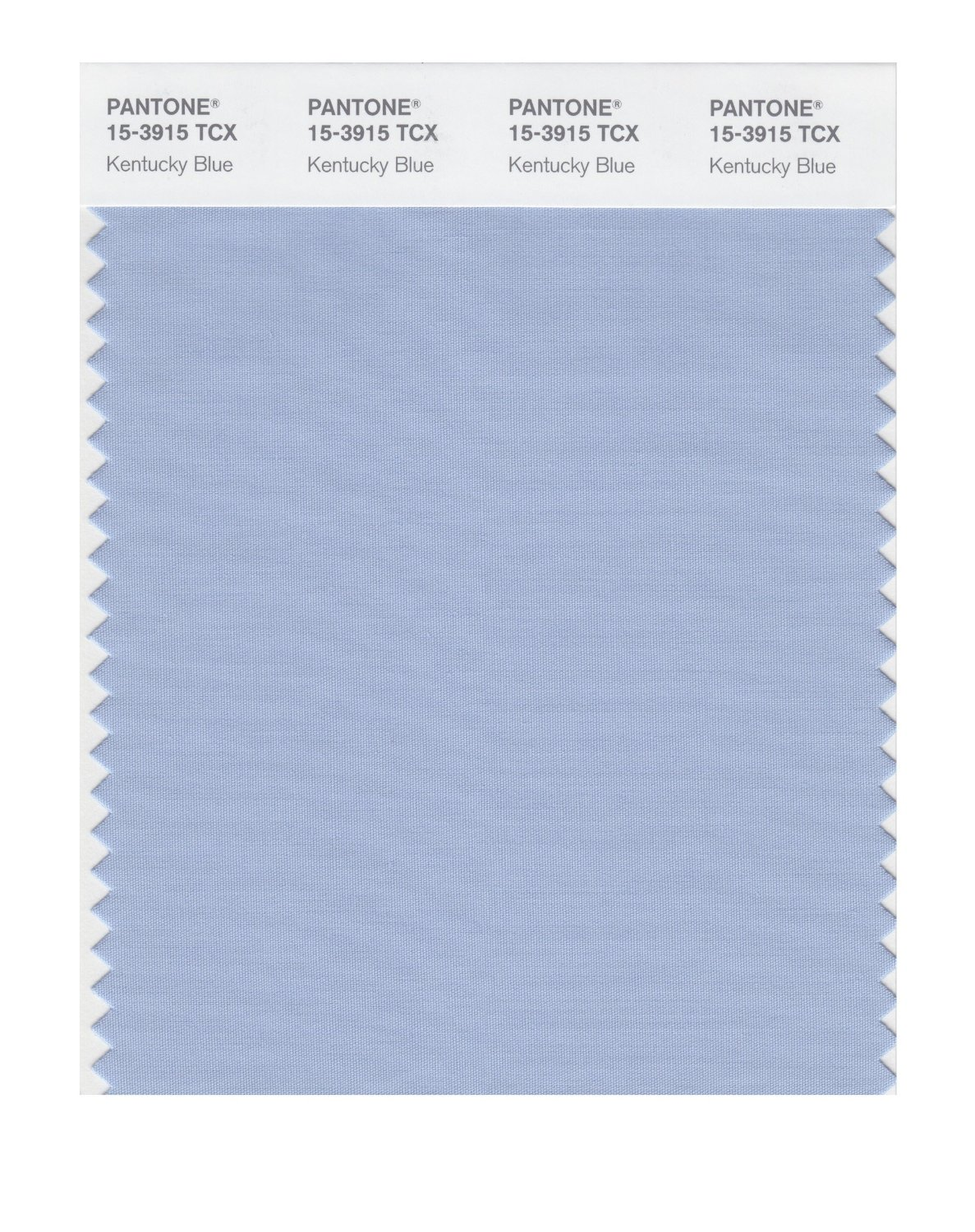 Pantone Smart Swatch 15-3915 Kentucky Blue