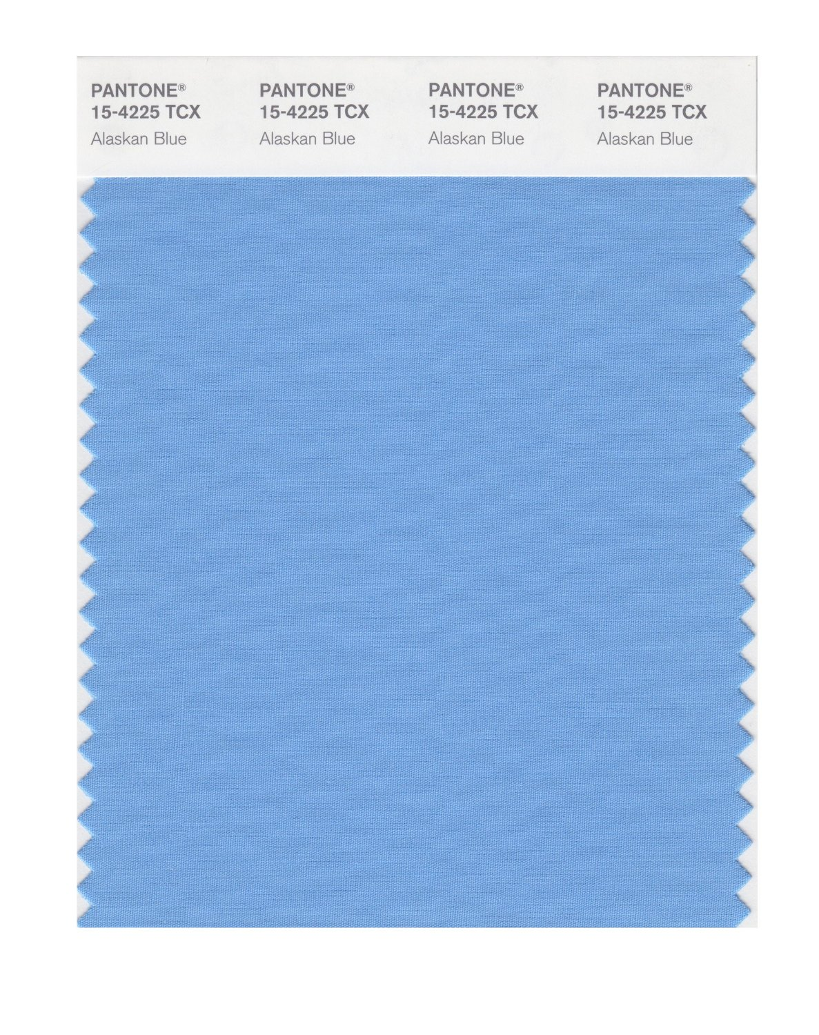 Pantone Smart Swatch 15-4225 Alaskan Blue