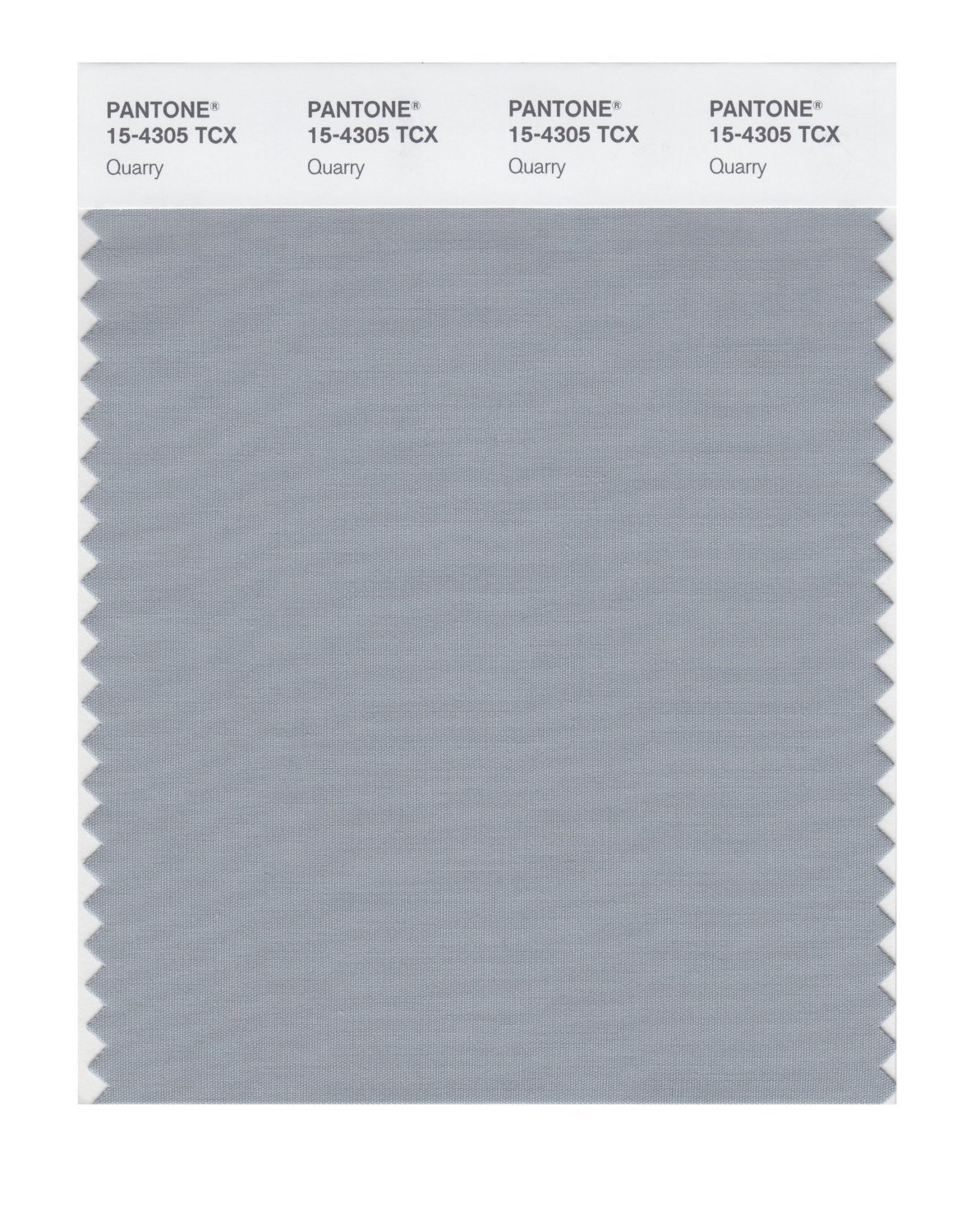 Pantone Smart Swatch 15-4305 Quarry