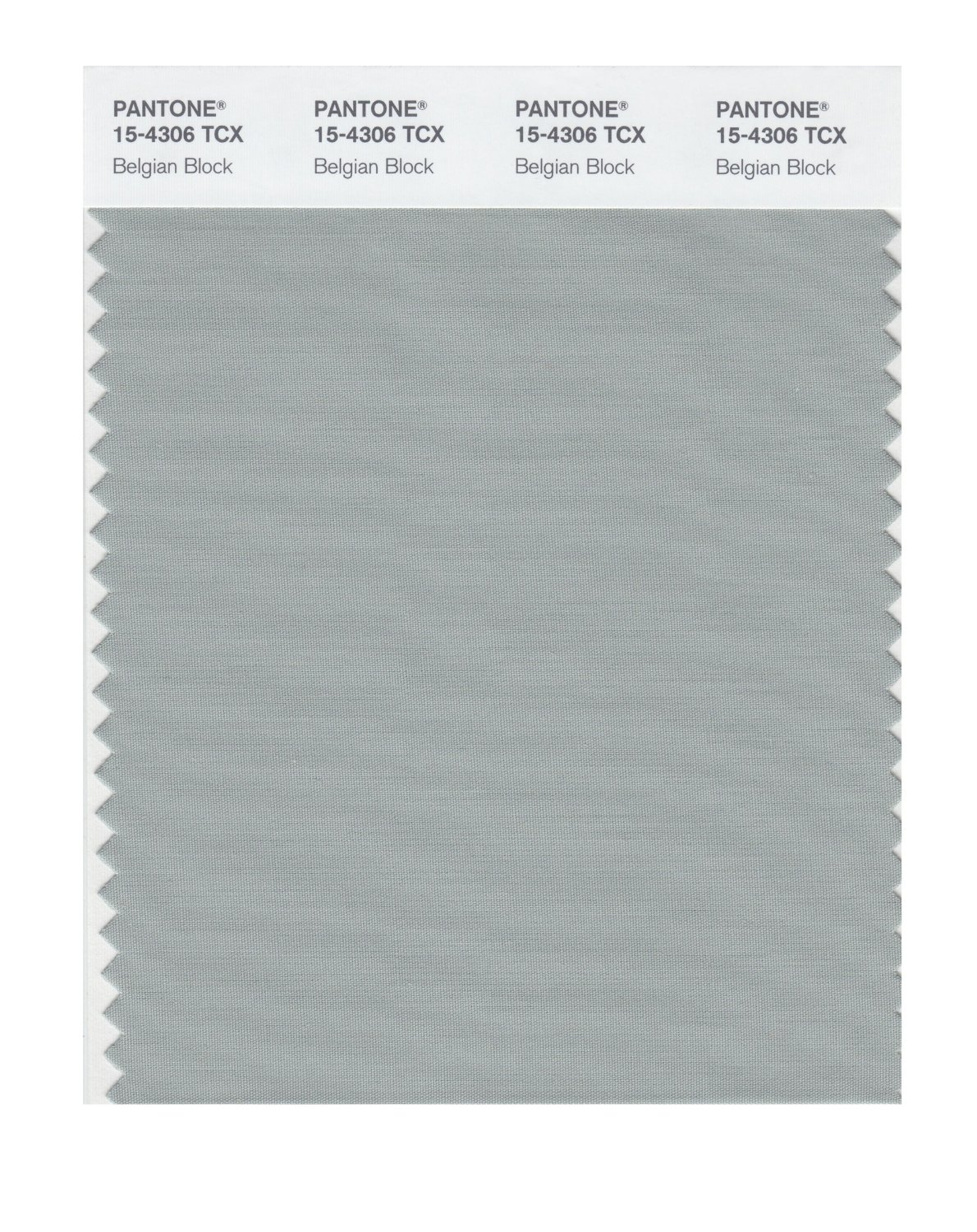Pantone Smart Swatch 15-4306 Belgian Block