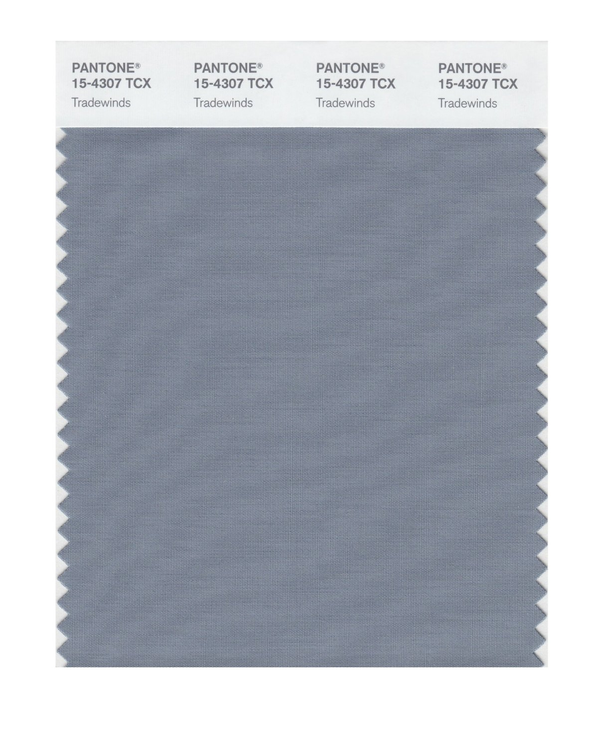 Pantone Smart Swatch 15-4307 Tradewinds