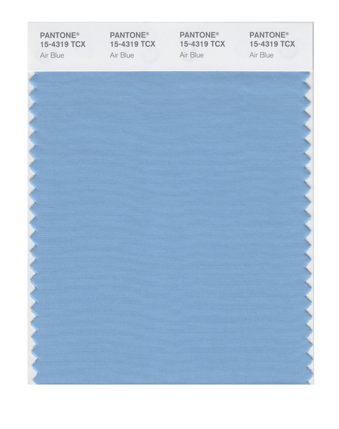 Pantone Smart Swatch 15-4319 Air Blue