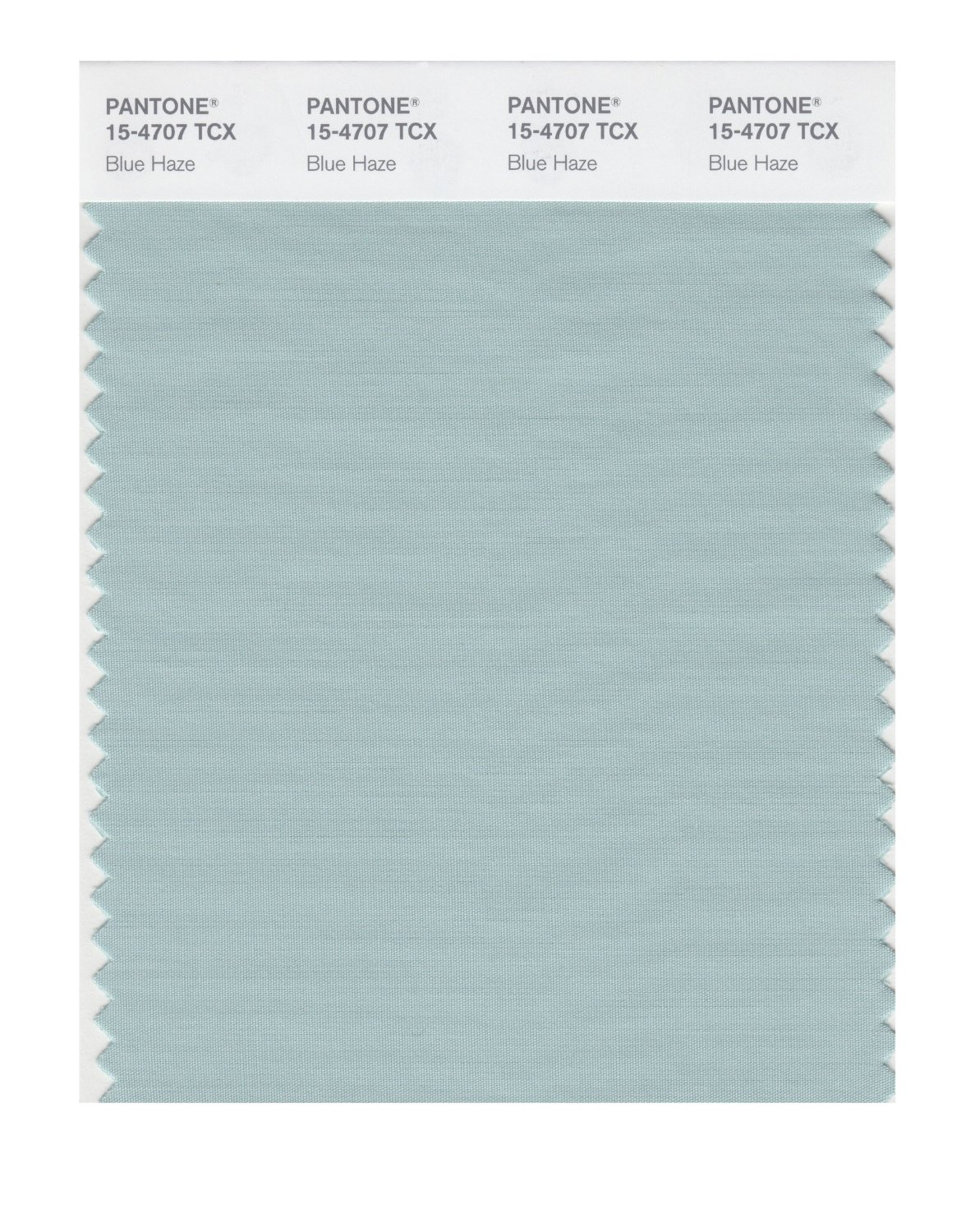 Pantone Smart Swatch 15-4707 Blue Haze
