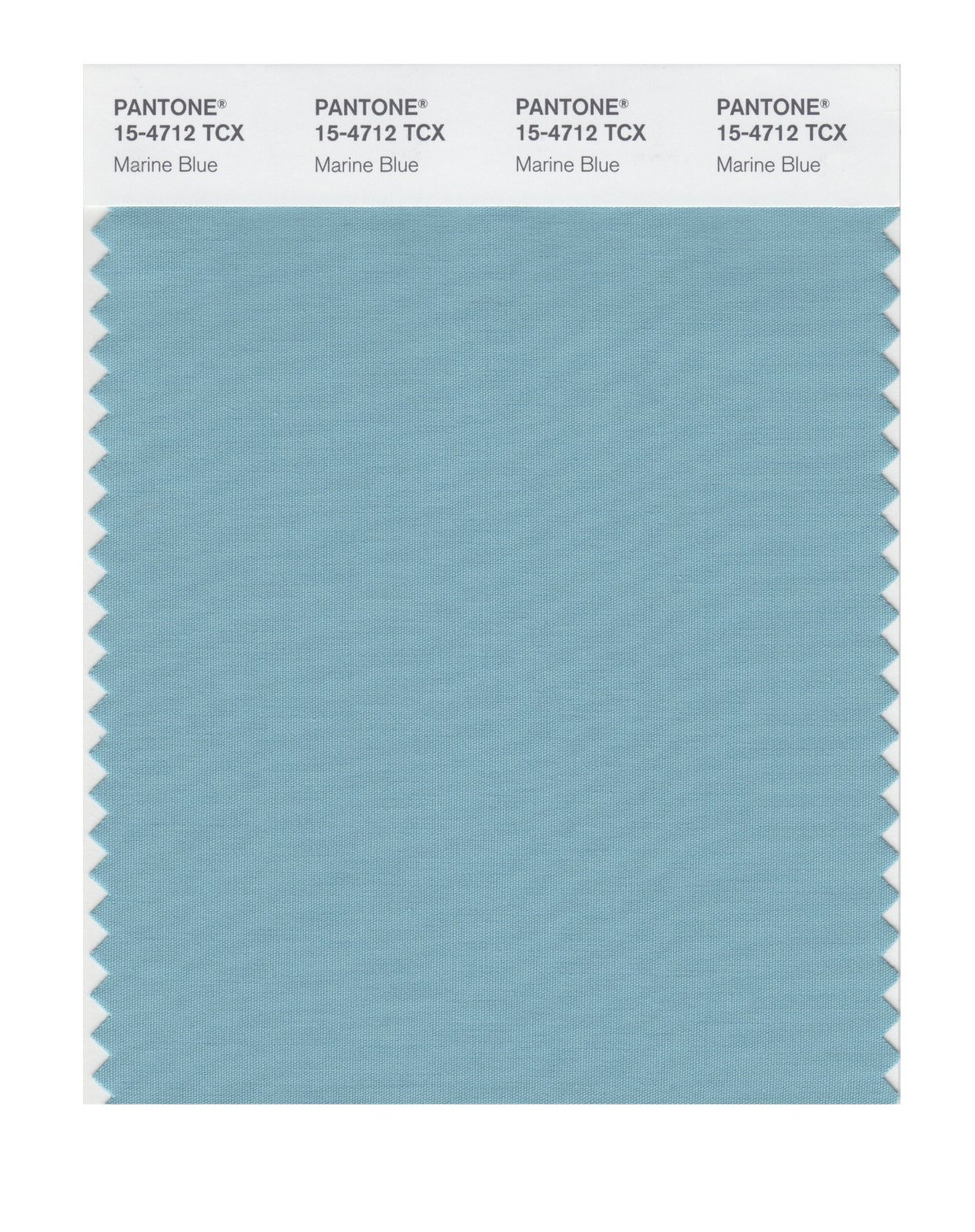 Pantone Smart Swatch 15-4712 Marine Blue