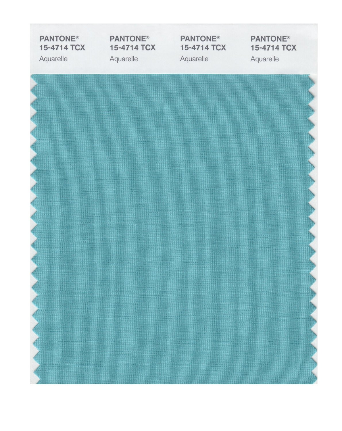 Pantone Smart Swatch 15-4714 Aquarelle