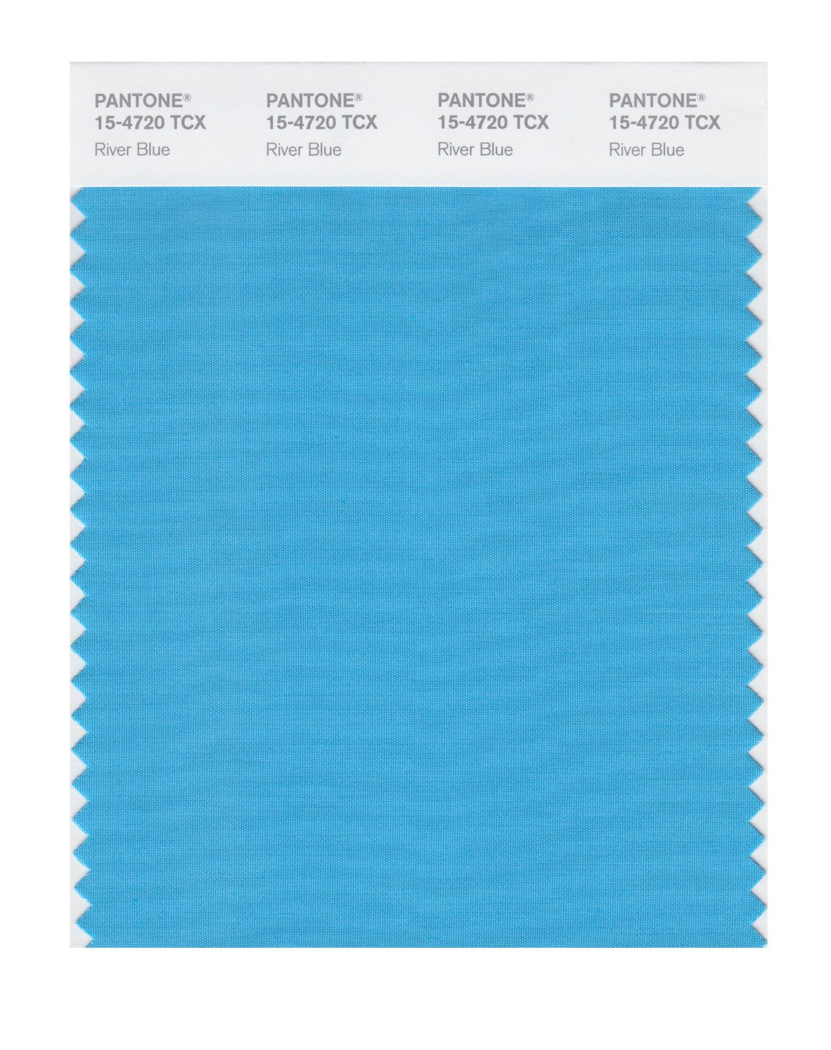 Pantone Smart Swatch 15-4720 River Blue