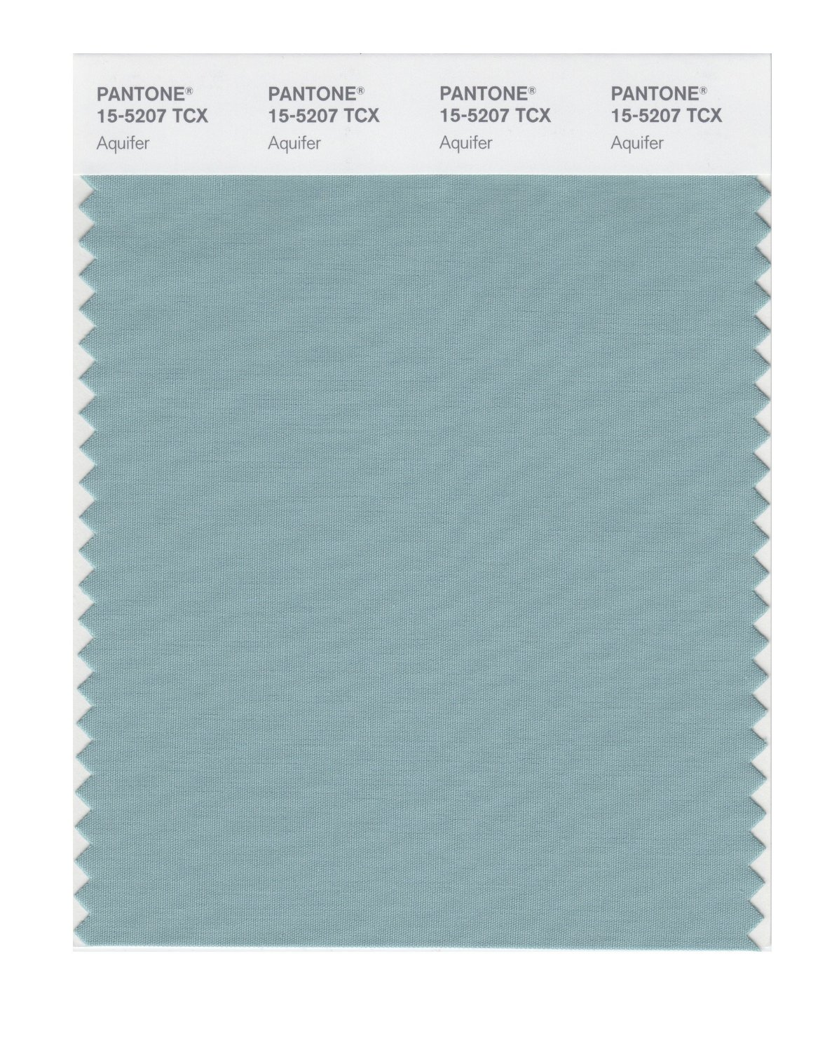 Pantone Smart Swatch 15-5207 Aquifer