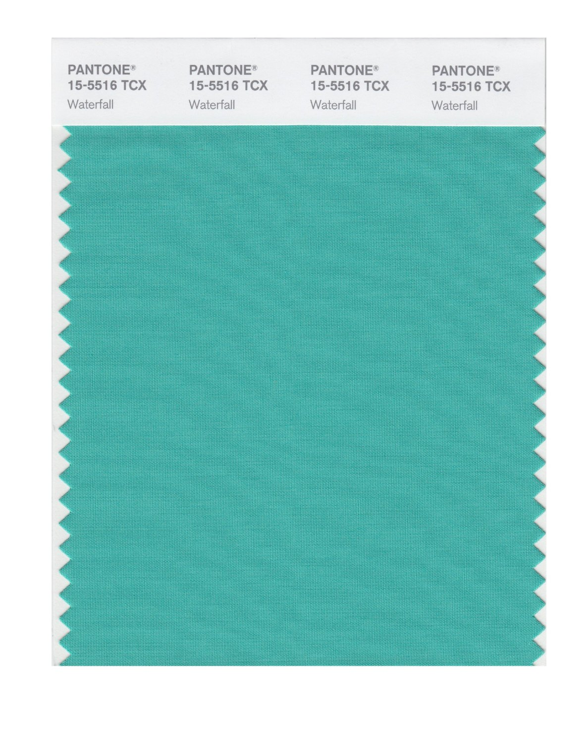 Pantone Smart Swatch 15-5516 Waterfall