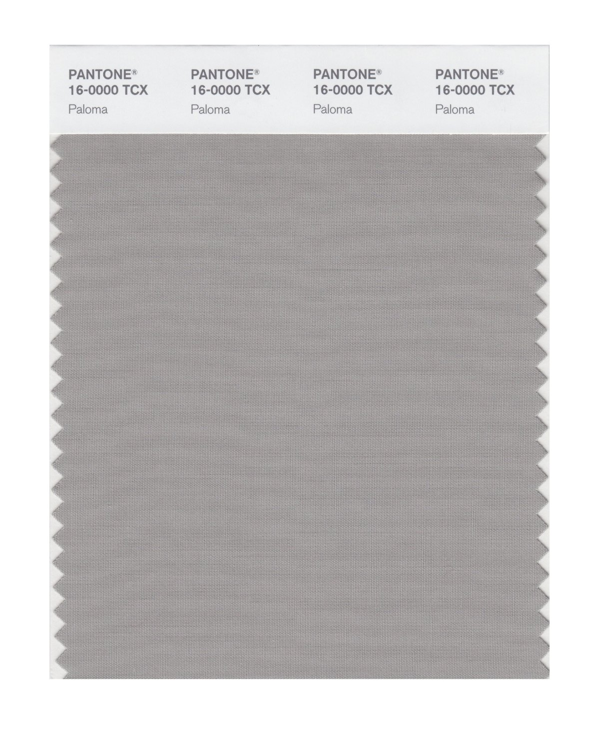 Pantone Smart Swatch 16-0000 Paloma