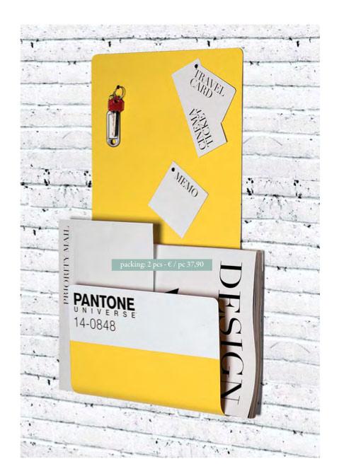 Buy pantone universe wallstores - Creative ways to store your magazines ...