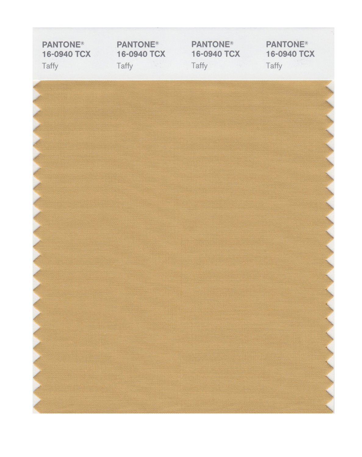 Pantone Smart Swatch 16-0940 Taffy