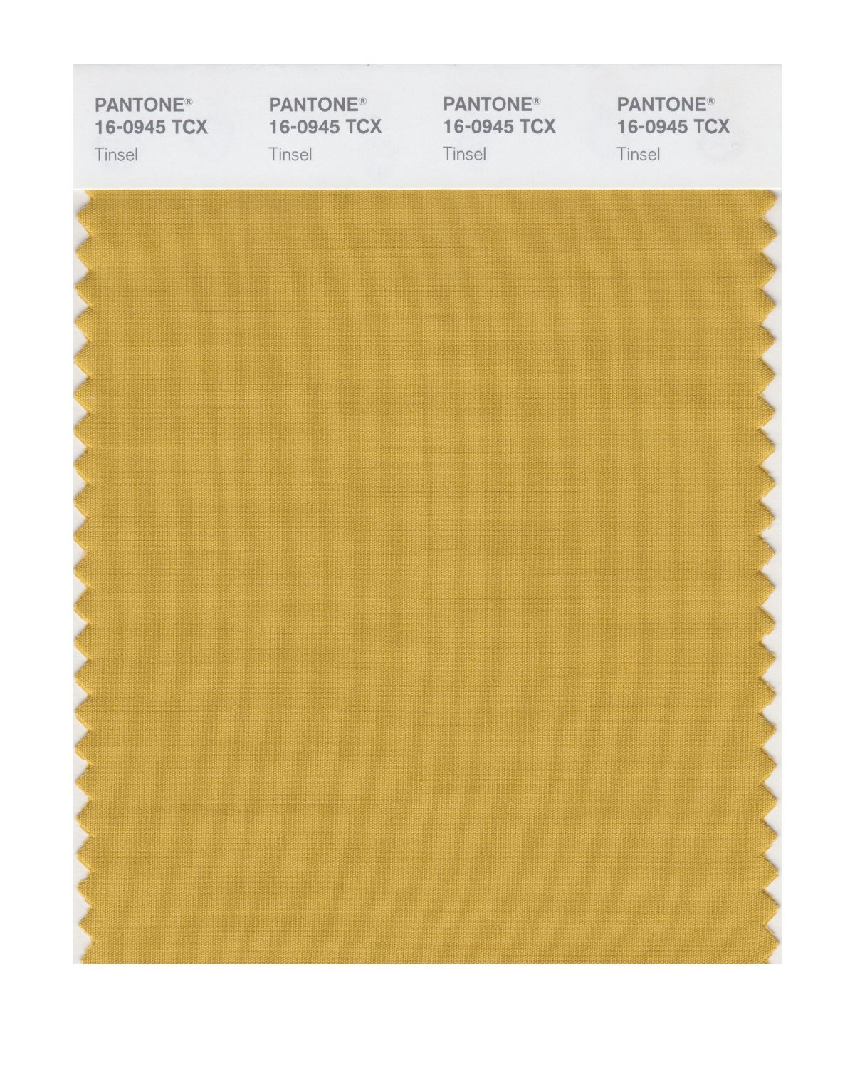 Pantone Smart Swatch 16-0945 Tinsel
