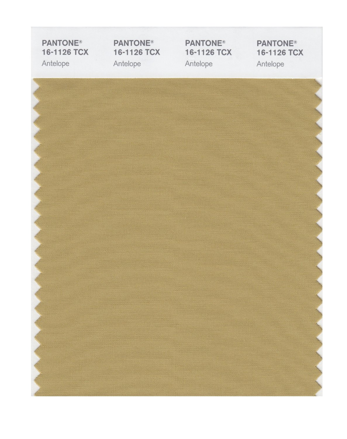 Pantone Smart Swatch 16-1126 Antelope