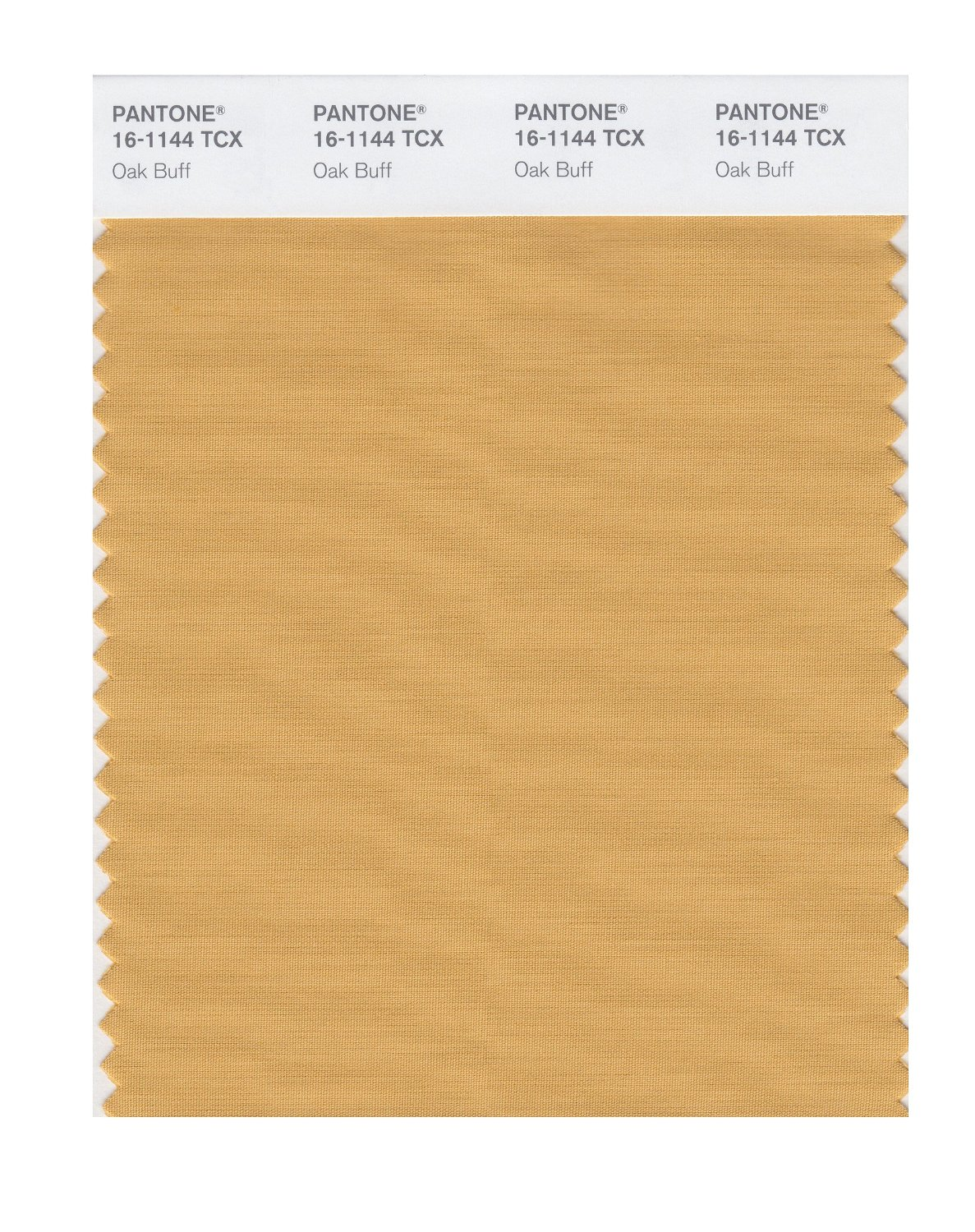 Pantone Smart Swatch 16-1144 Oak Buff