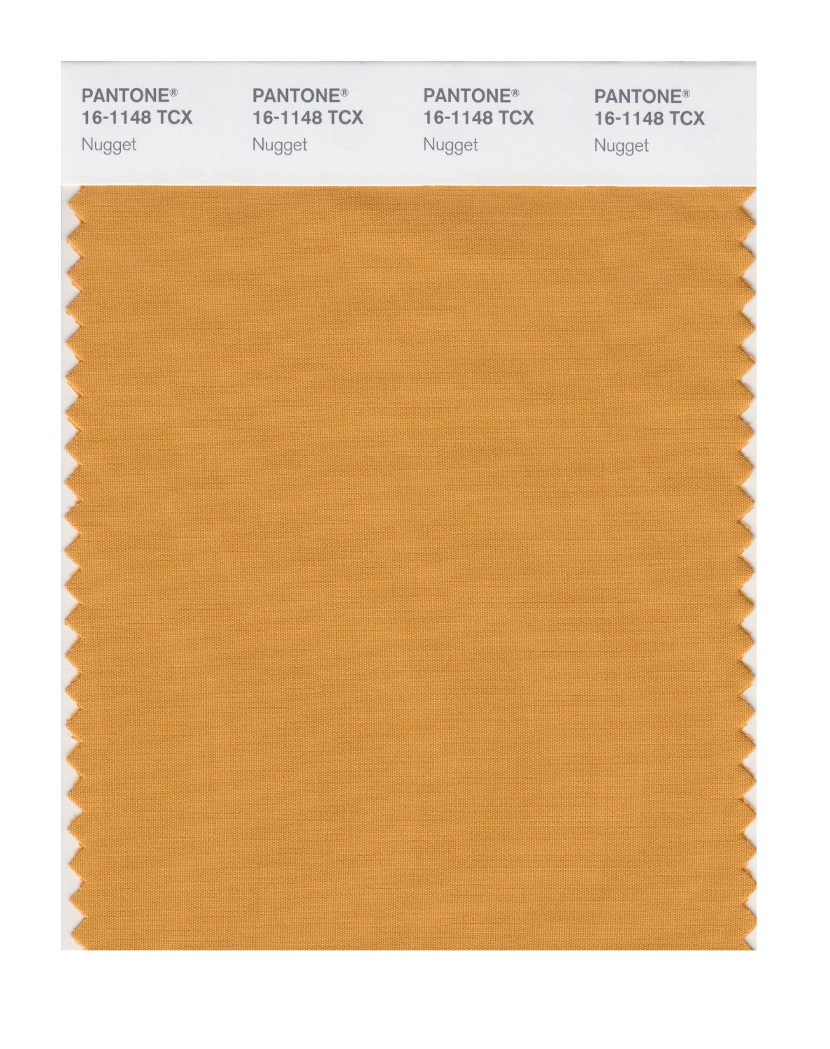 Pantone Smart Swatch 16-1148 Nugget