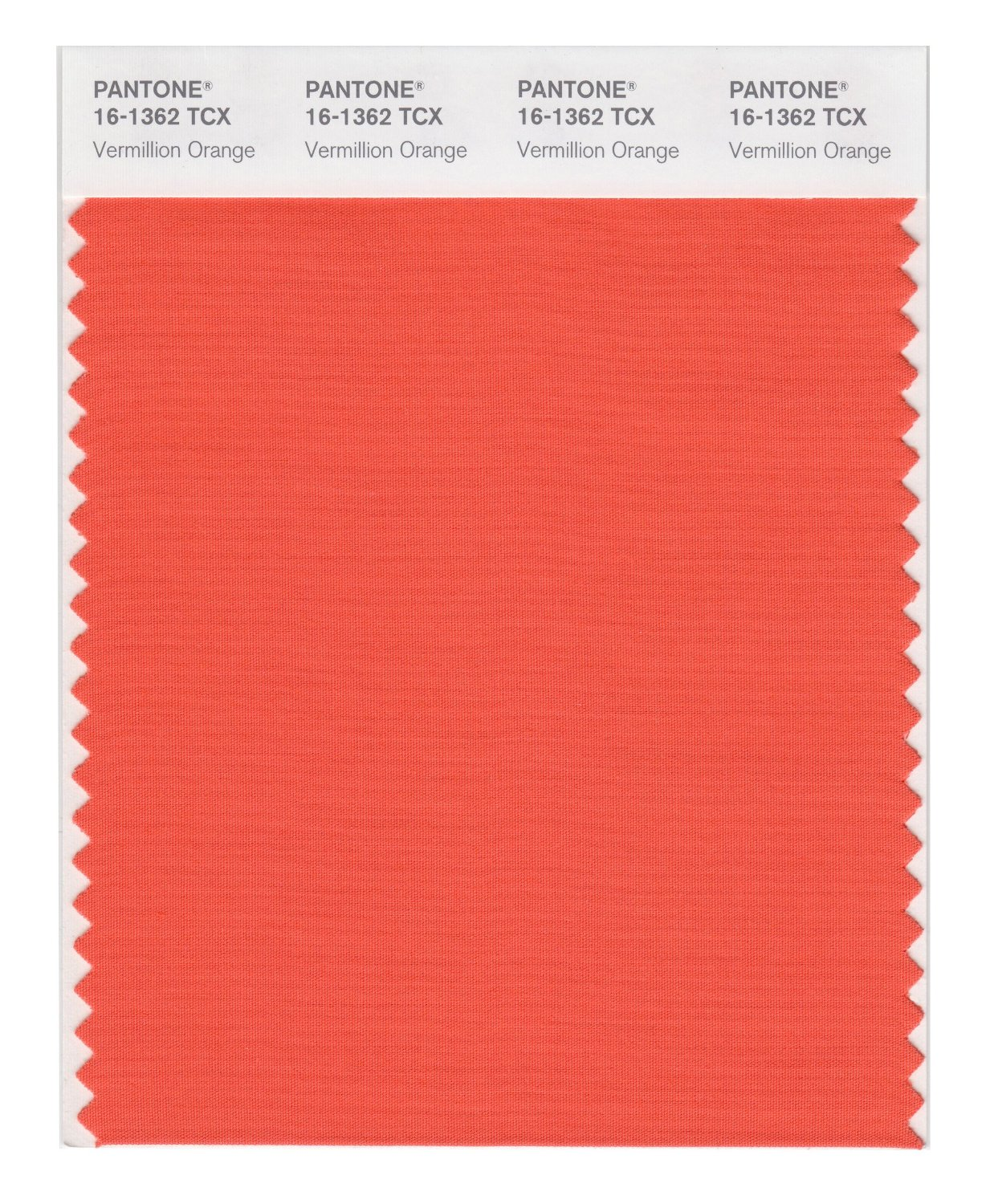 Pantone Smart Swatch 16-1362 Verm Orange