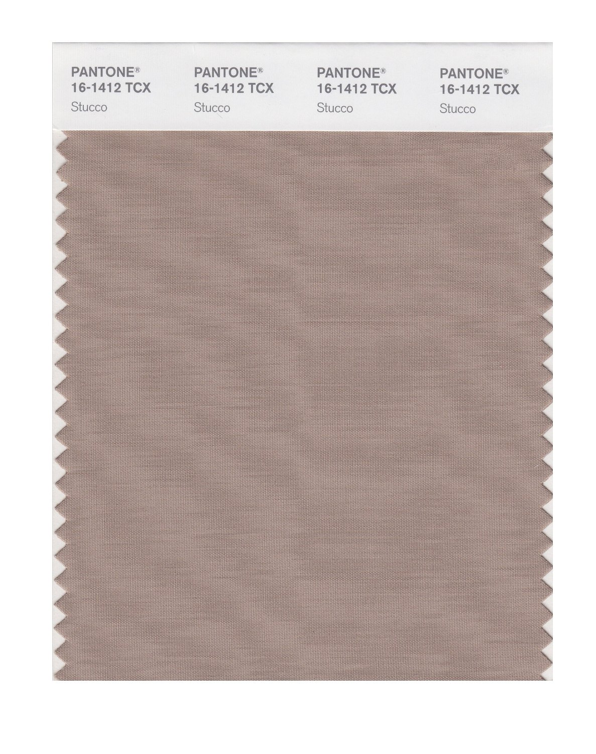 Pantone Smart Swatch 16-1412 Stucco