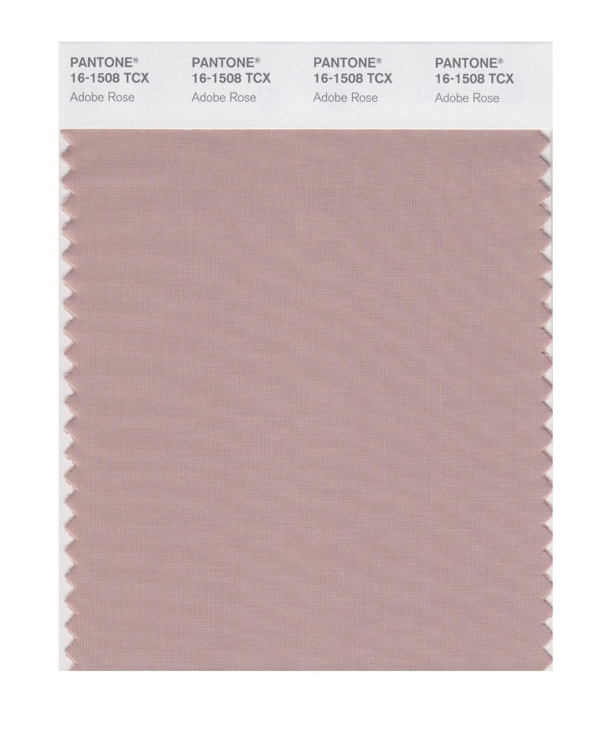 Pantone Smart Swatch 16-1508 Adobe Rose