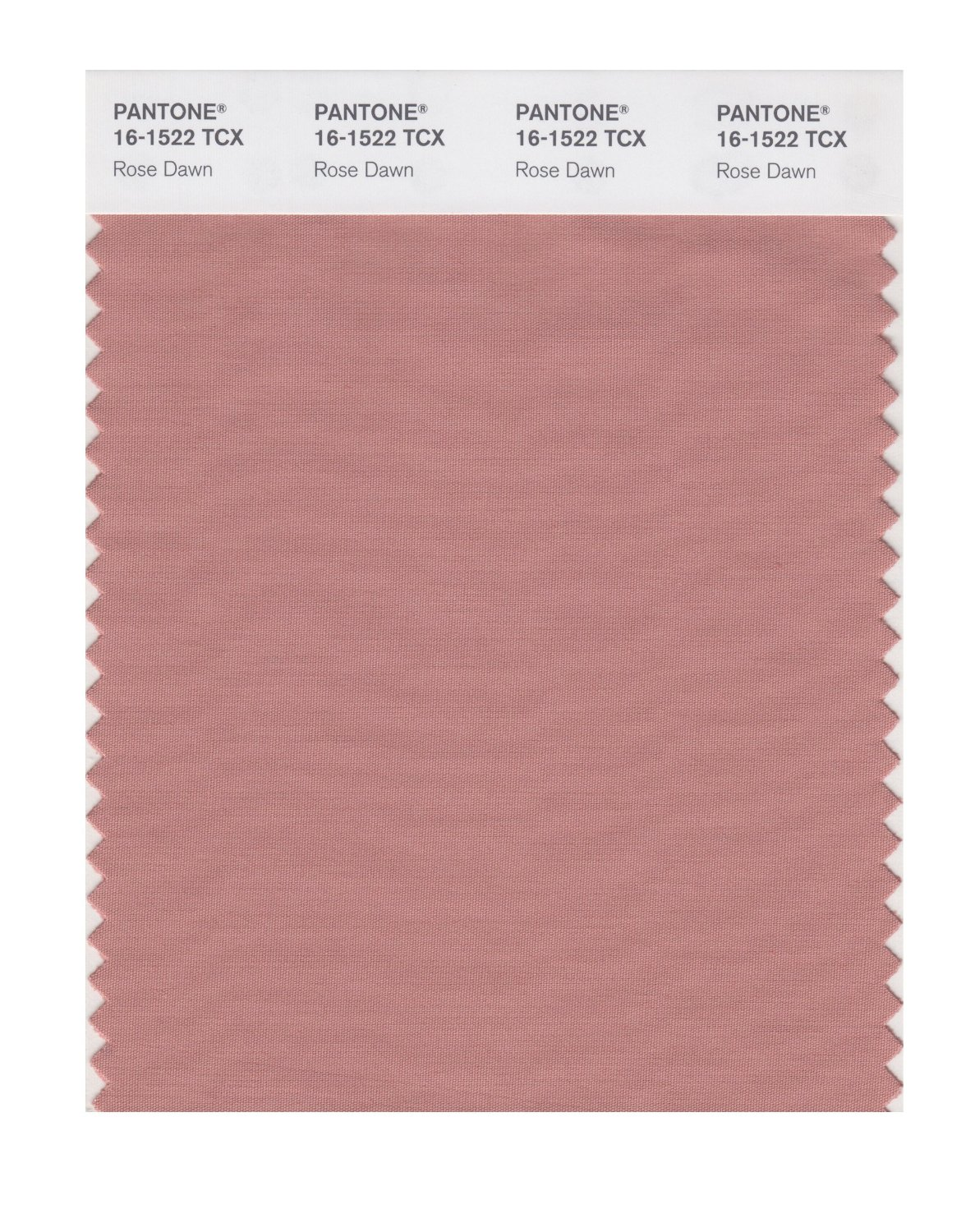Pantone Smart Swatch 16-1522 Rose Dawn