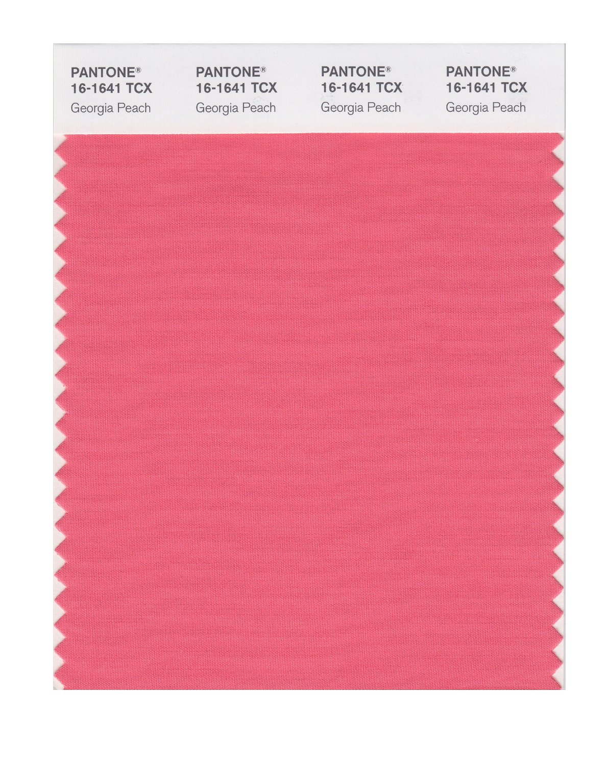 Pantone Smart Swatch 16-1641 Georgia Peach