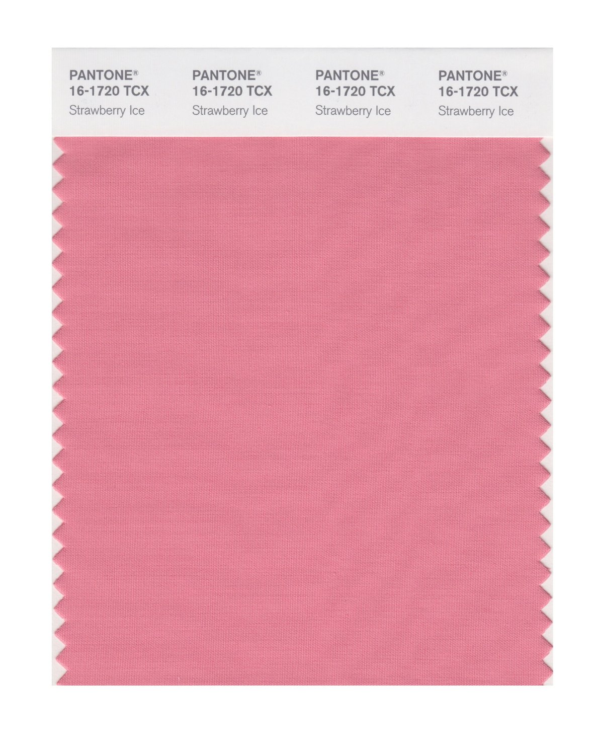 Pantone Smart Swatch 16-1720 Strawberry Ice