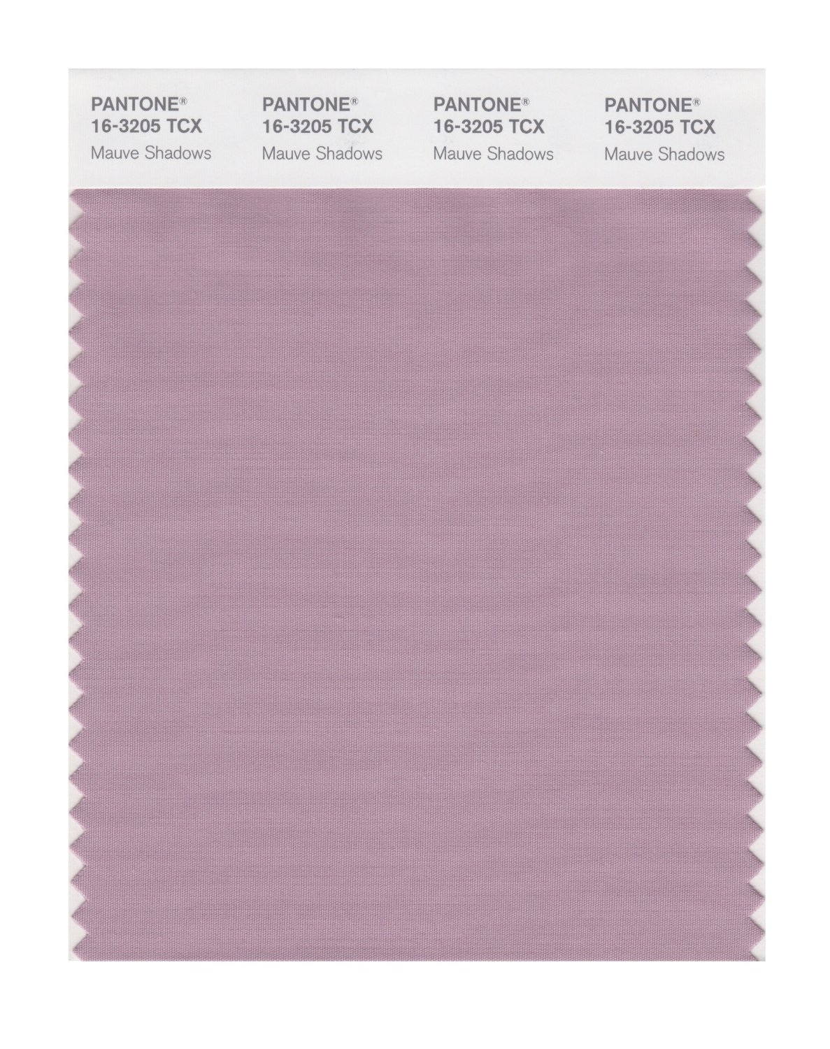 Pantone Smart Swatch 16-3205 Mauve Shadows