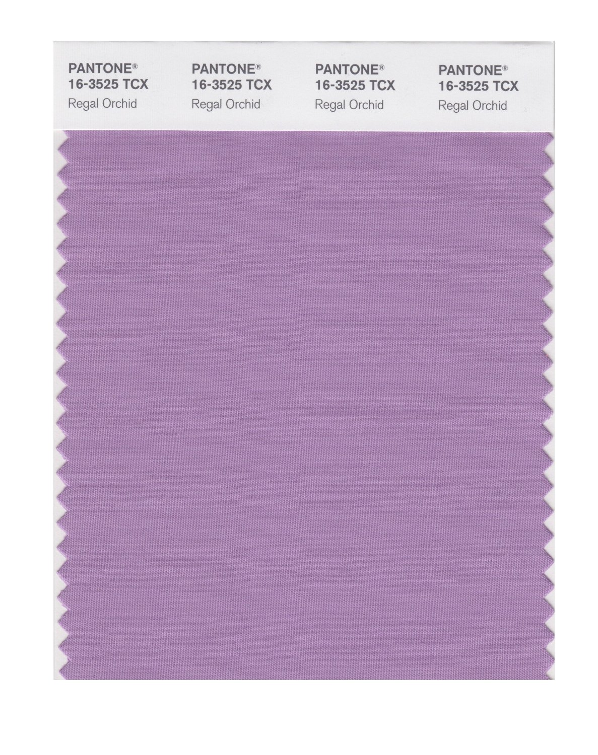 Pantone Smart Swatch 16-3525 Regal Orchid
