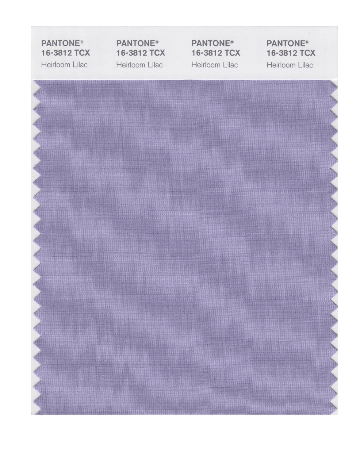 Pantone Smart Swatch 16-3812 Heirloom Lilac