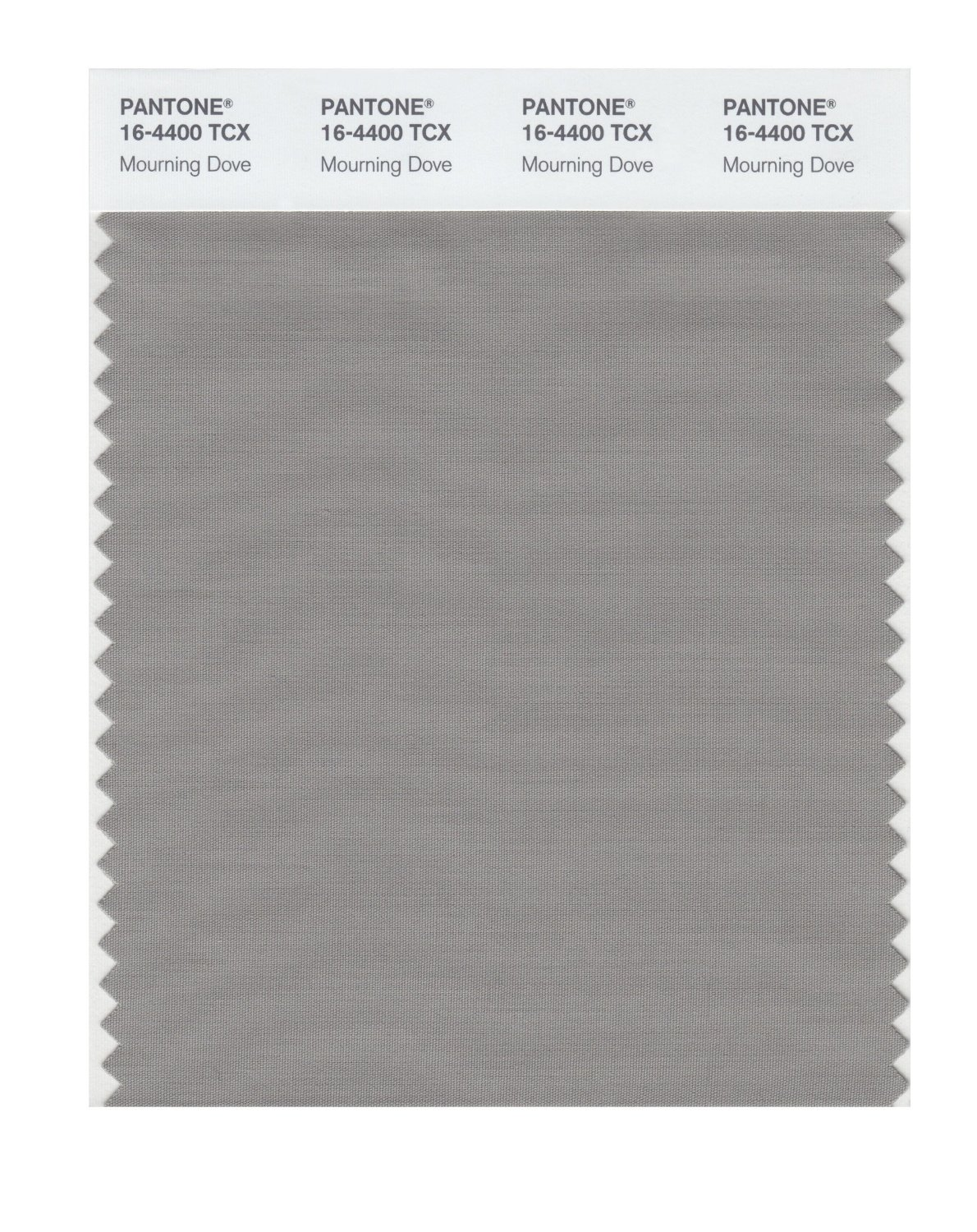 Pantone Smart Swatch 16-4400 Mourning Dove